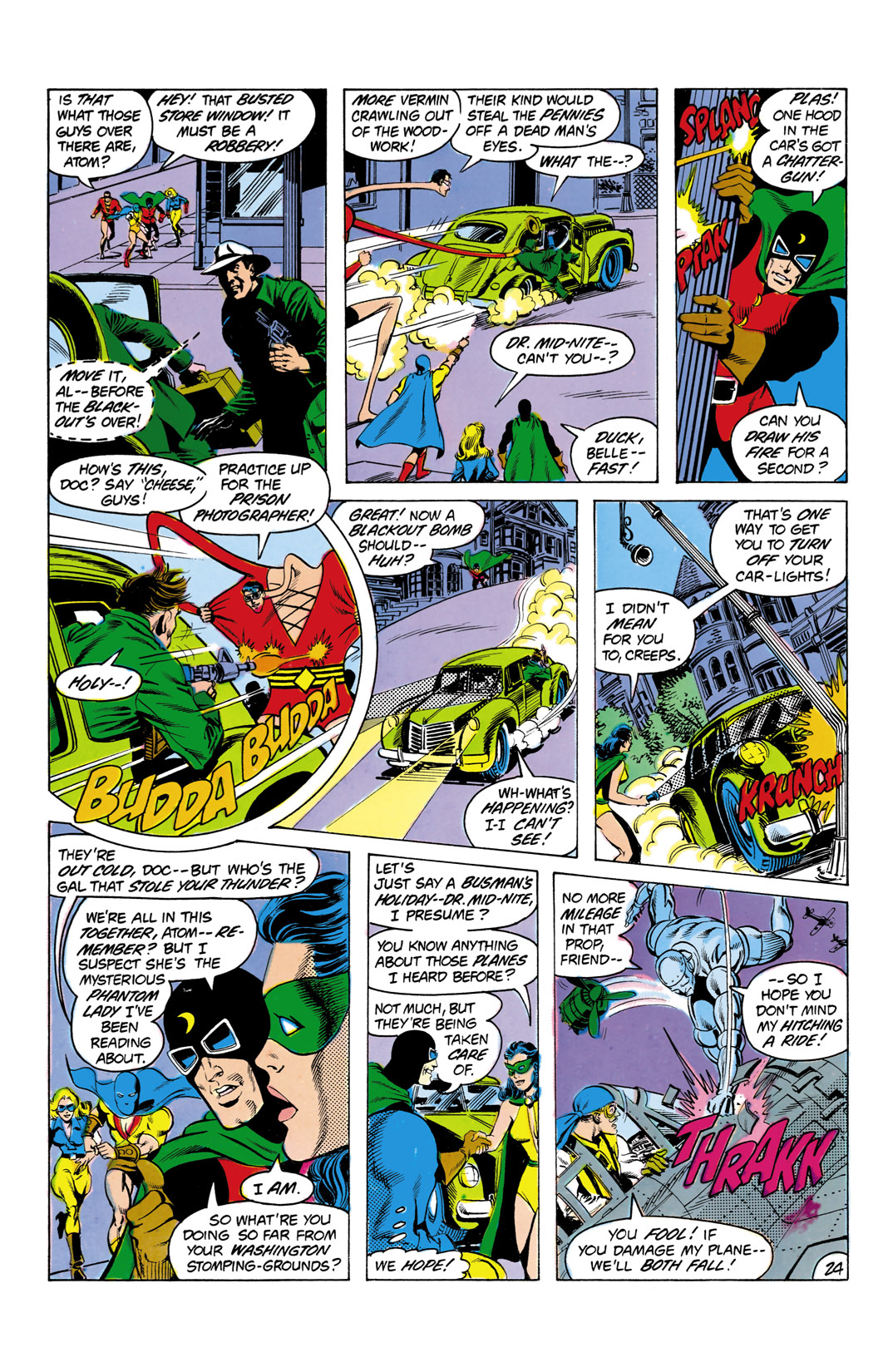 Read online All-Star Squadron comic -  Issue #2 - 25