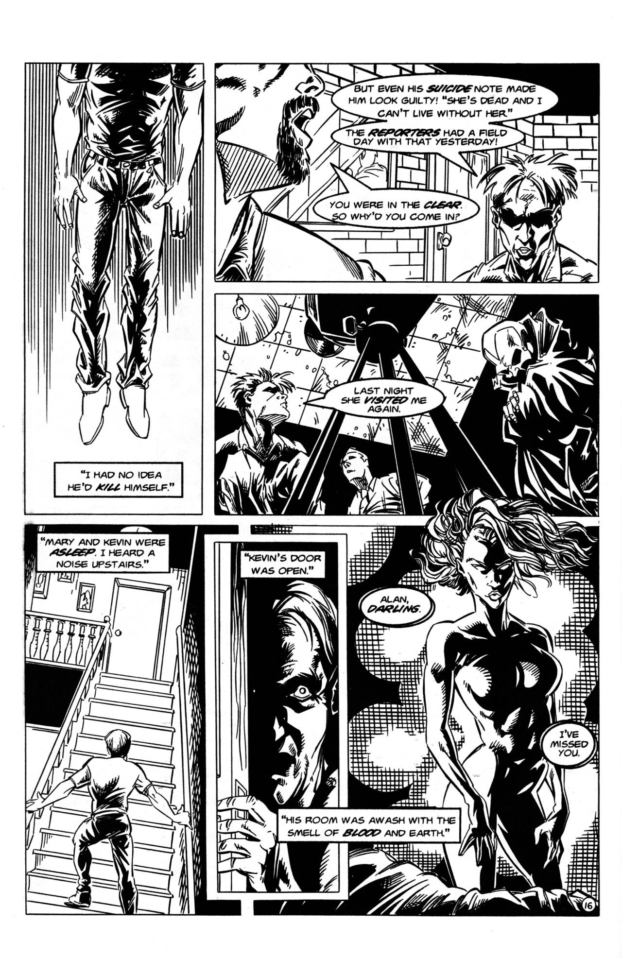 Read online Dr. Weird (1997) comic -  Issue #2 - 18