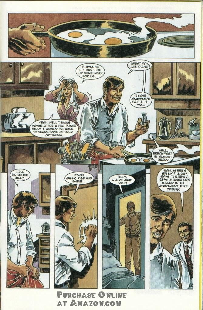 Read online Quantum Leap comic -  Issue #10 - 15