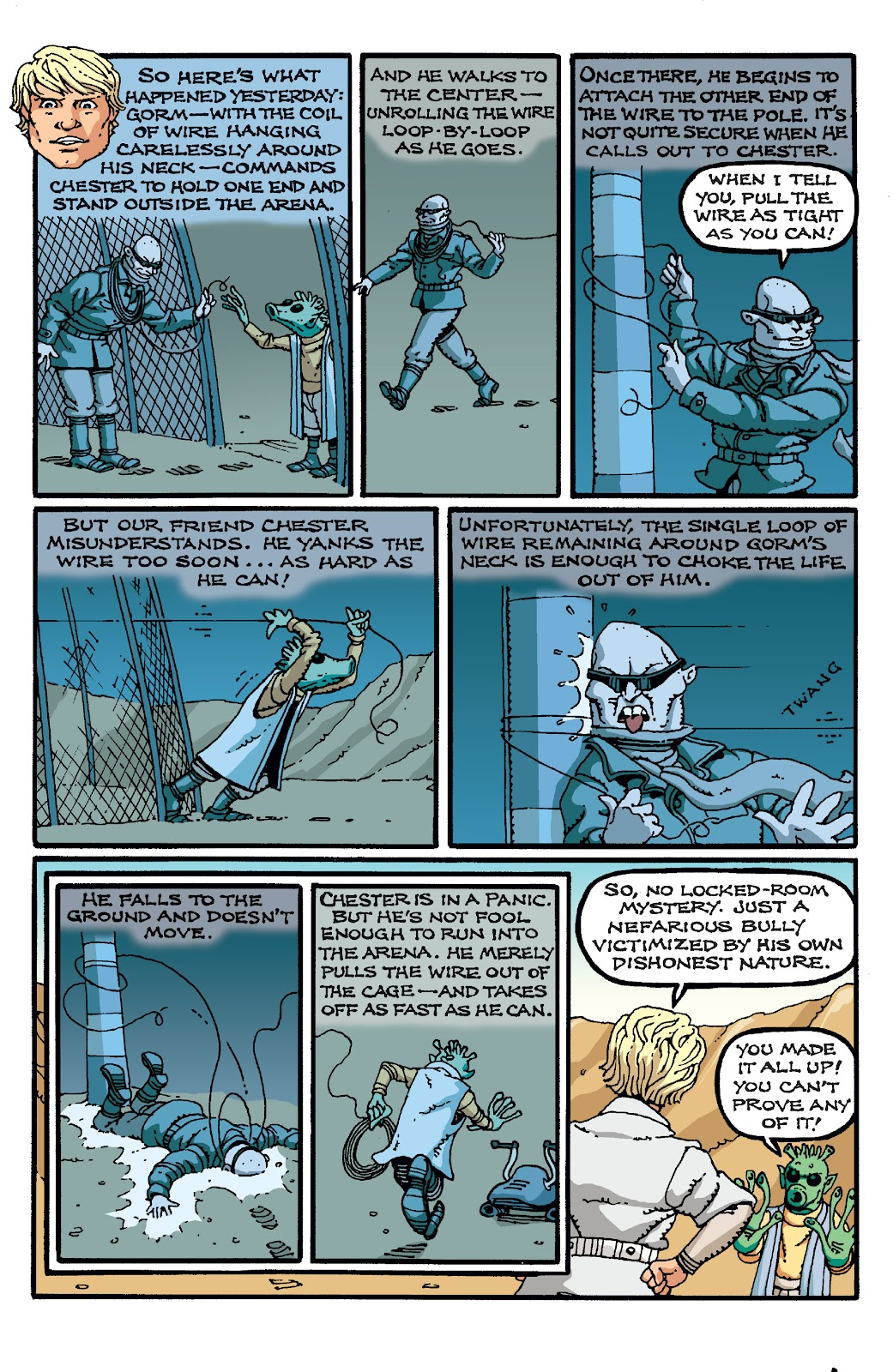 Read online Star Wars Legends Epic Collection: The Empire comic -  Issue # TPB 5 (Part 5) - 64