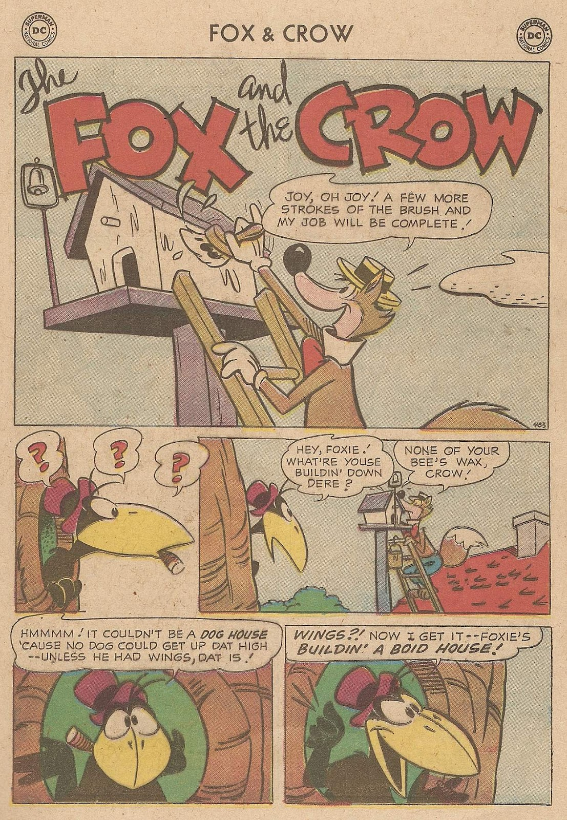 The Fox and the Crow issue 44 - Page 11