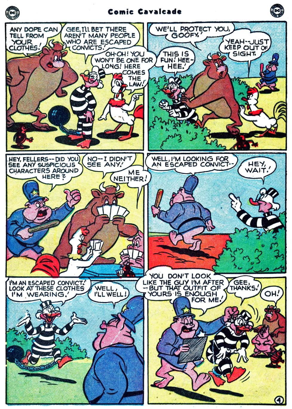 Comic Cavalcade issue 40 - Page 64