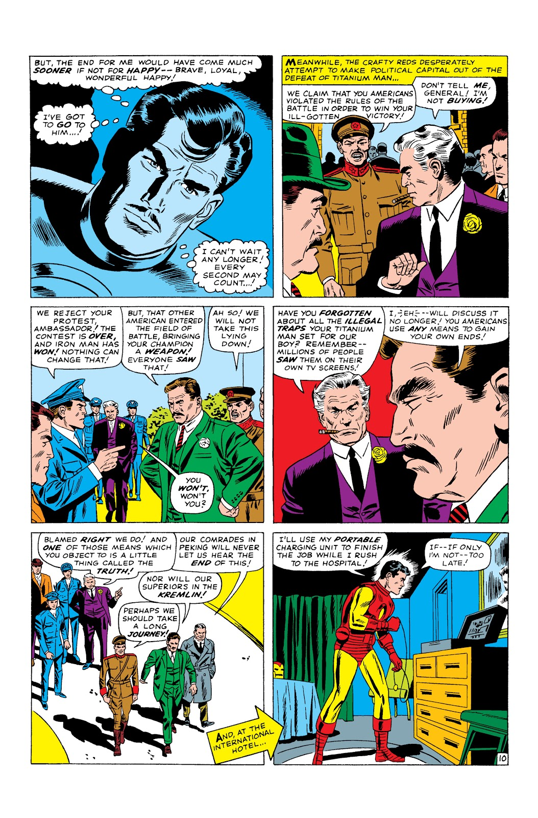 Tales of Suspense (1959) issue 71 - Page 11