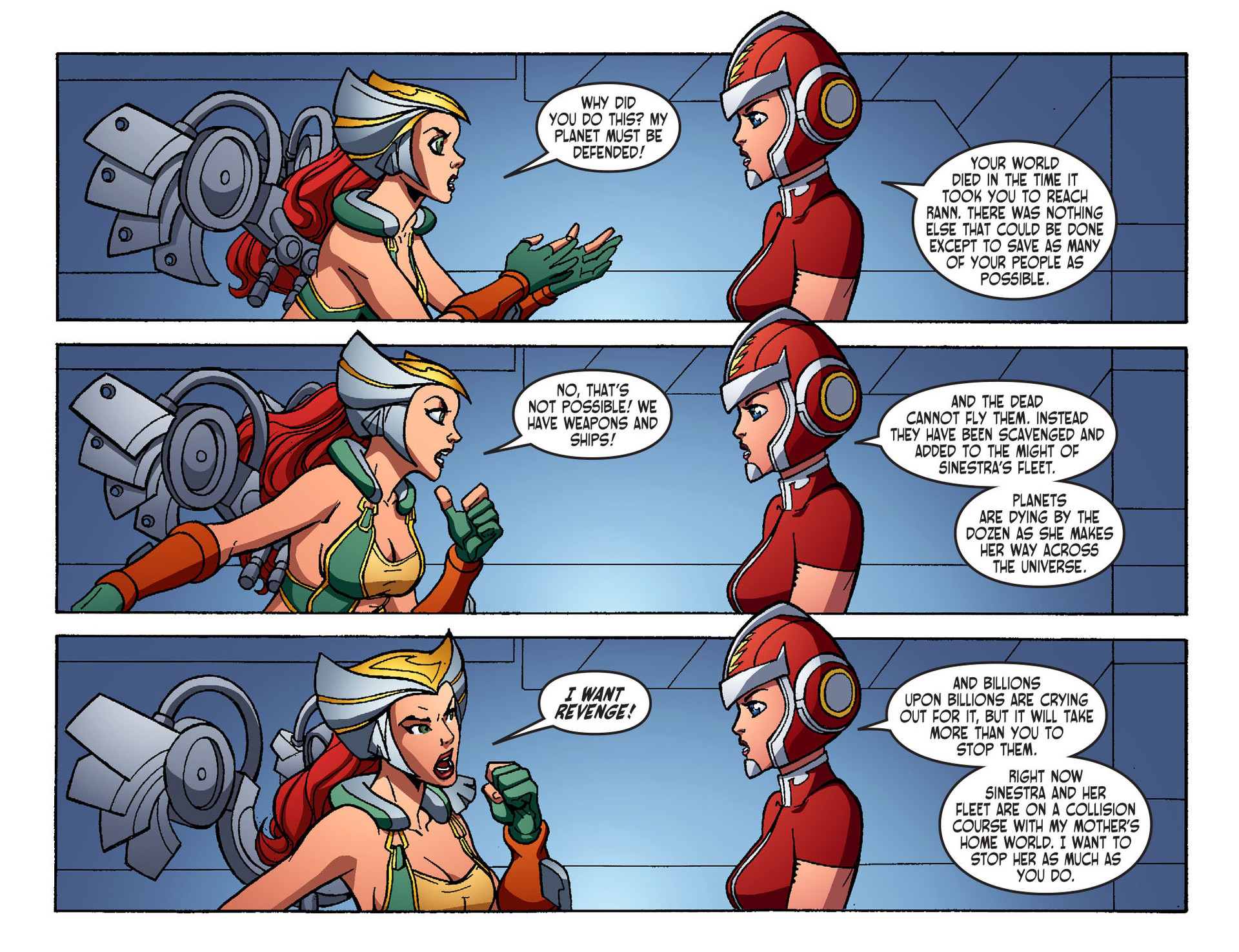 Read online Ame-Comi Girls comic -  Issue #14 - 16