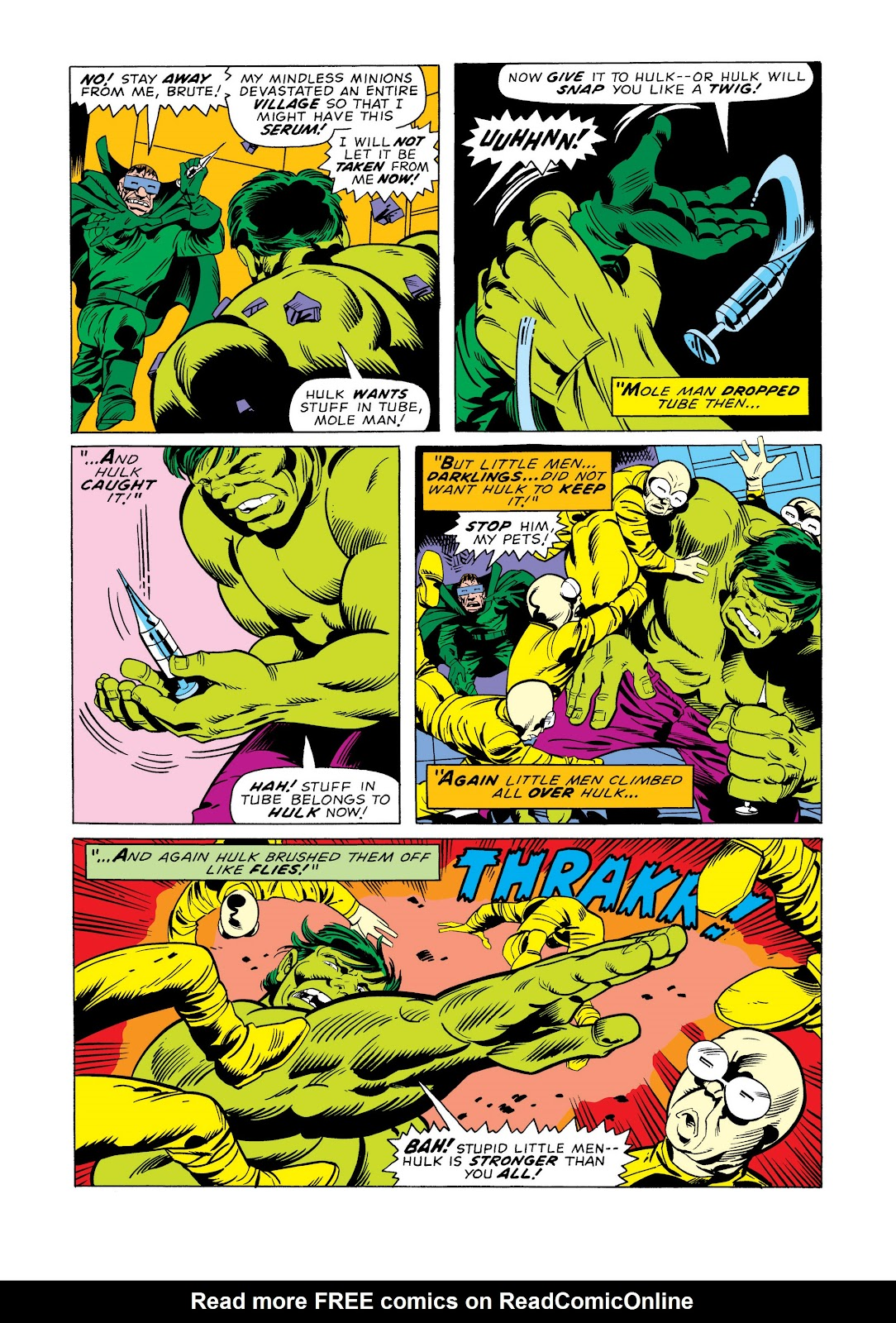 Read online Marvel Masterworks: The Incredible Hulk comic -  Issue # TPB 11 (Part 2) - 14