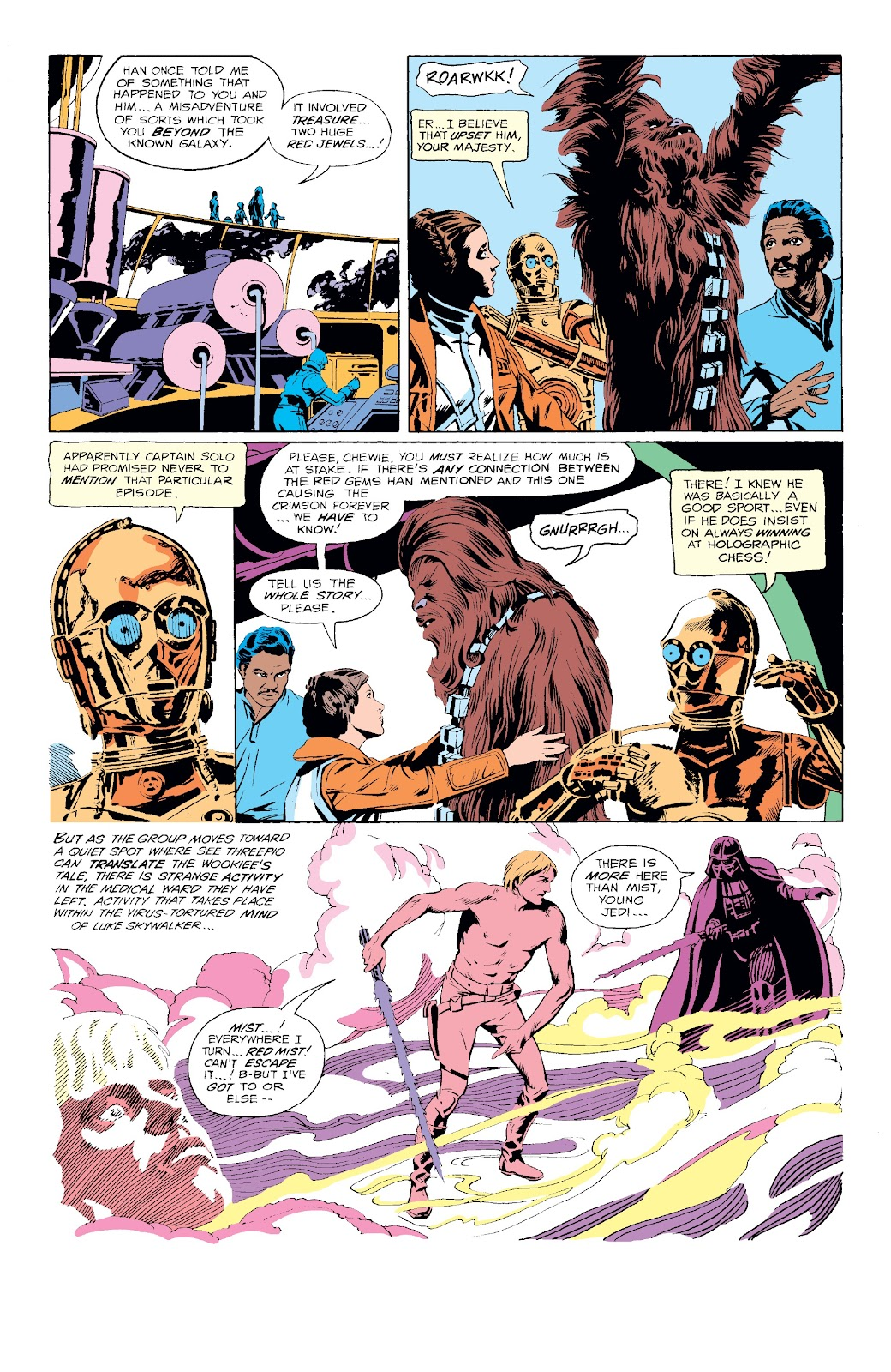 Read online Star Wars Legends: The Original Marvel Years - Epic Collection comic -  Issue # TPB 3 (Part 3) - 37