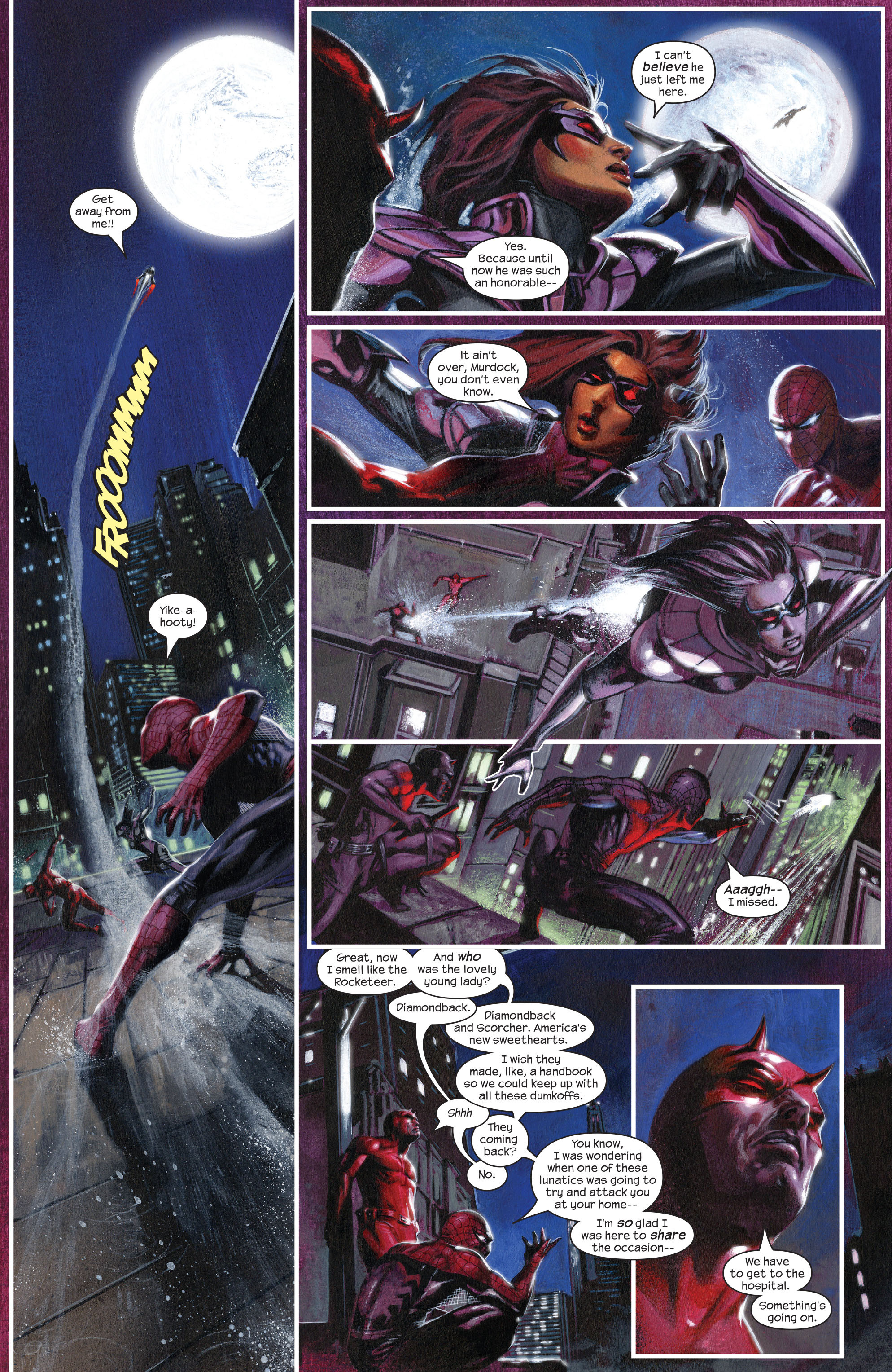 Read online Secret War comic -  Issue # Full - 67