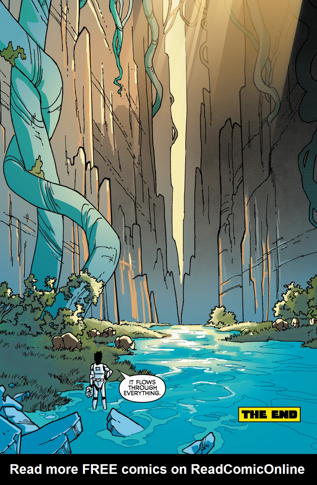 Read online Star Wars: The Clone Wars - Defenders of the Lost Temple comic -  Issue # Full - 77
