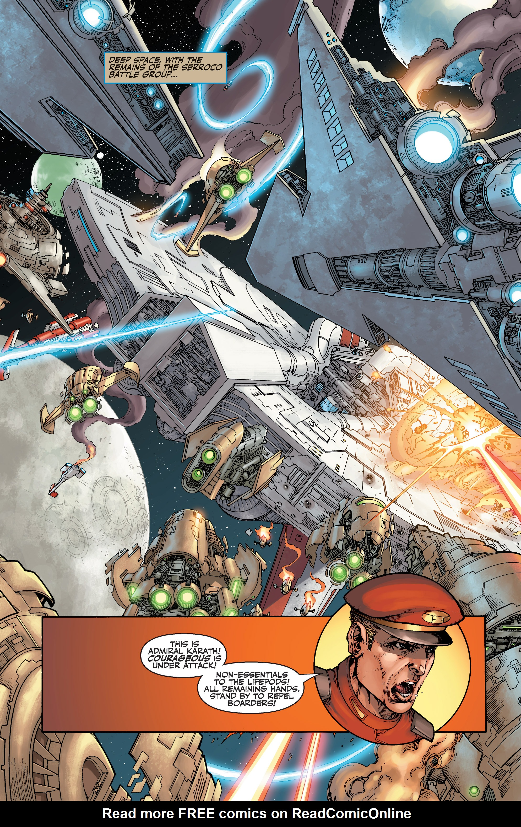 Read online Star Wars Omnibus comic -  Issue # Vol. 29 - 371