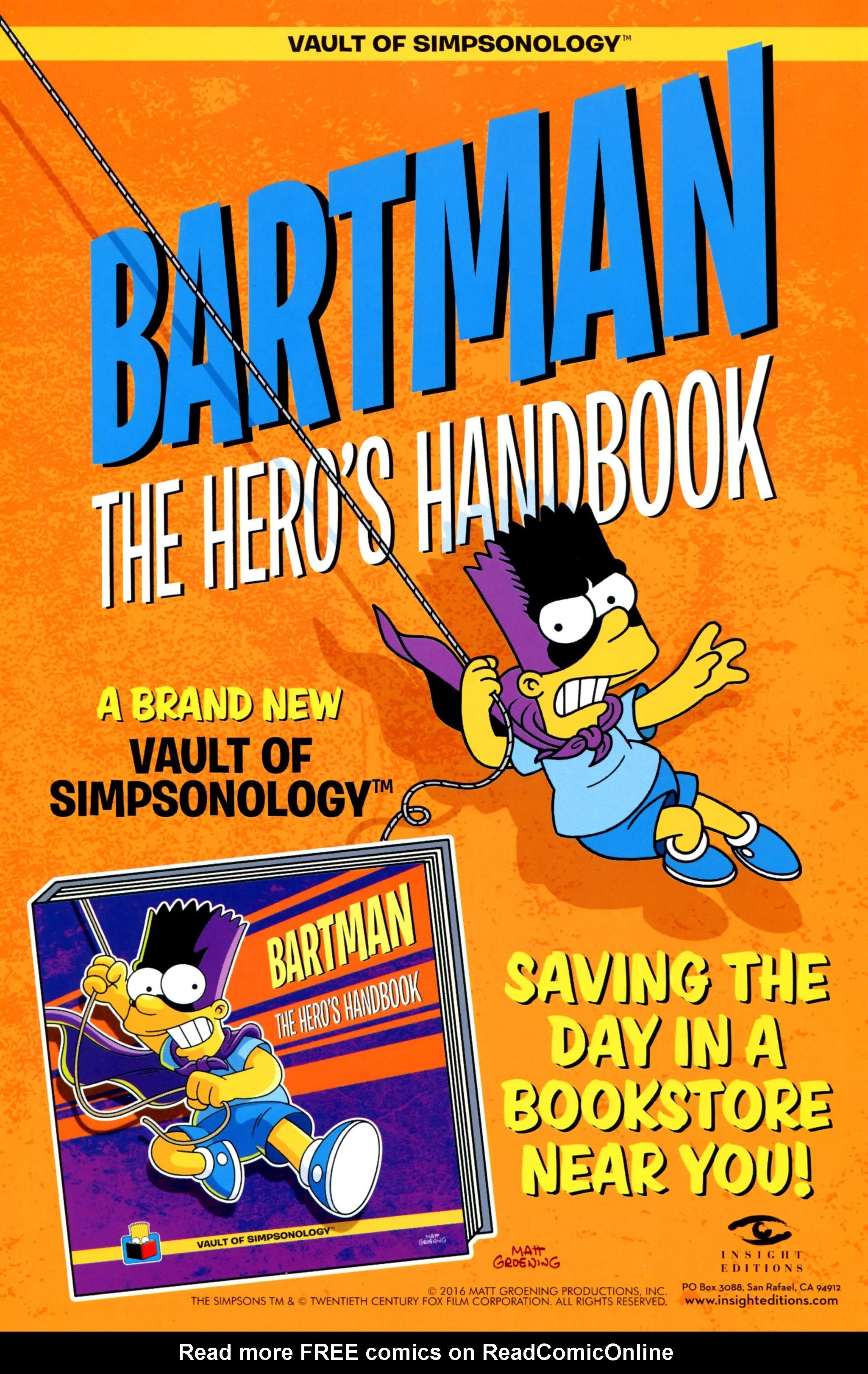 Read online Simpsons Comics comic -  Issue #229 - 30