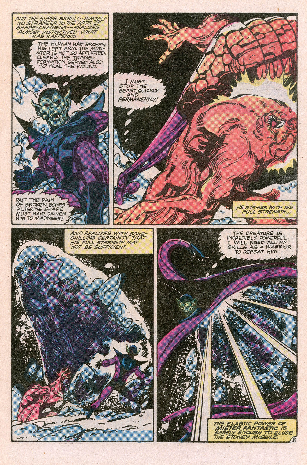 Read online Alpha Flight (1983) comic -  Issue #10 - 15