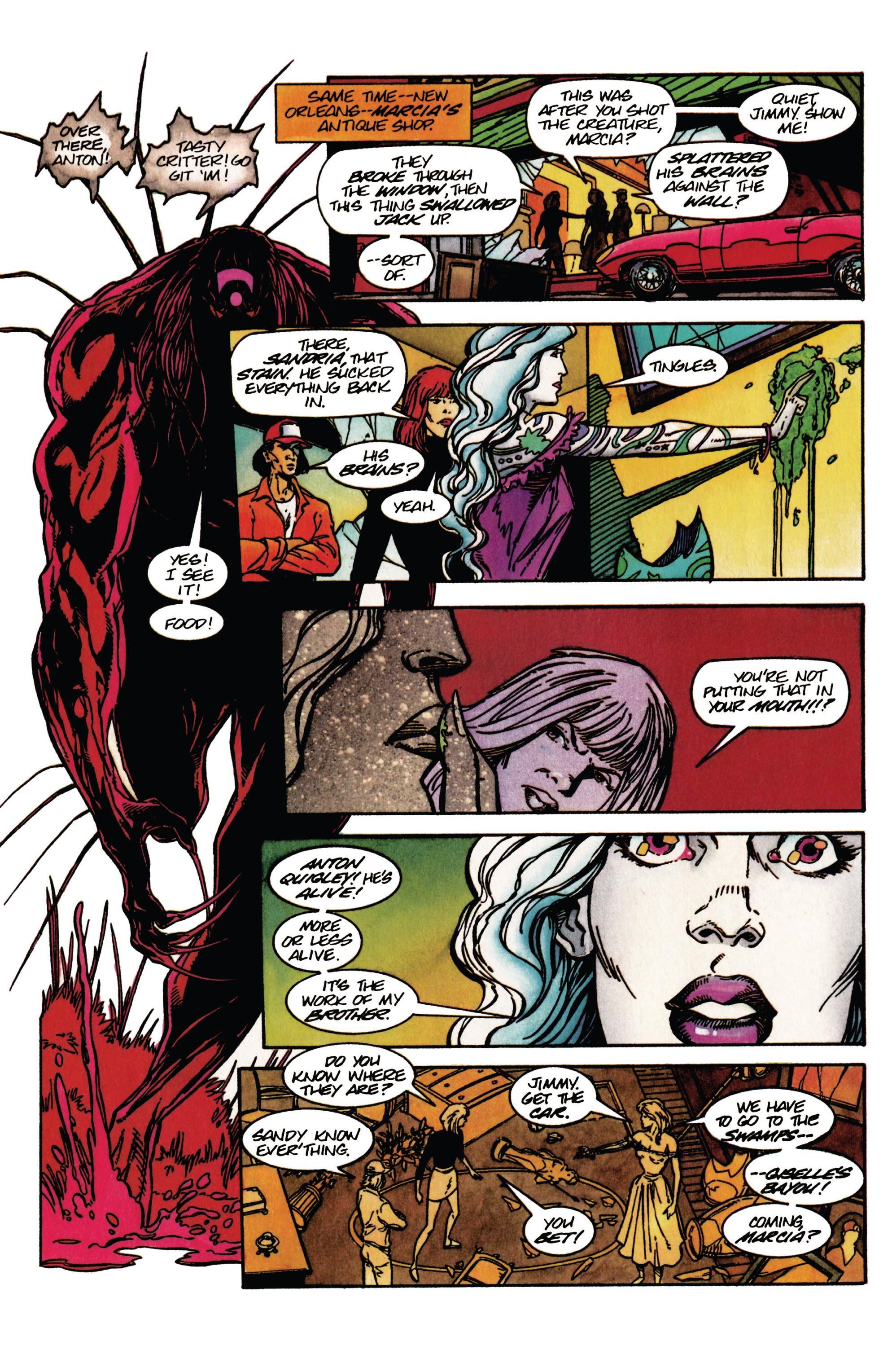 Read online Shadowman (1992) comic -  Issue #32 - 5