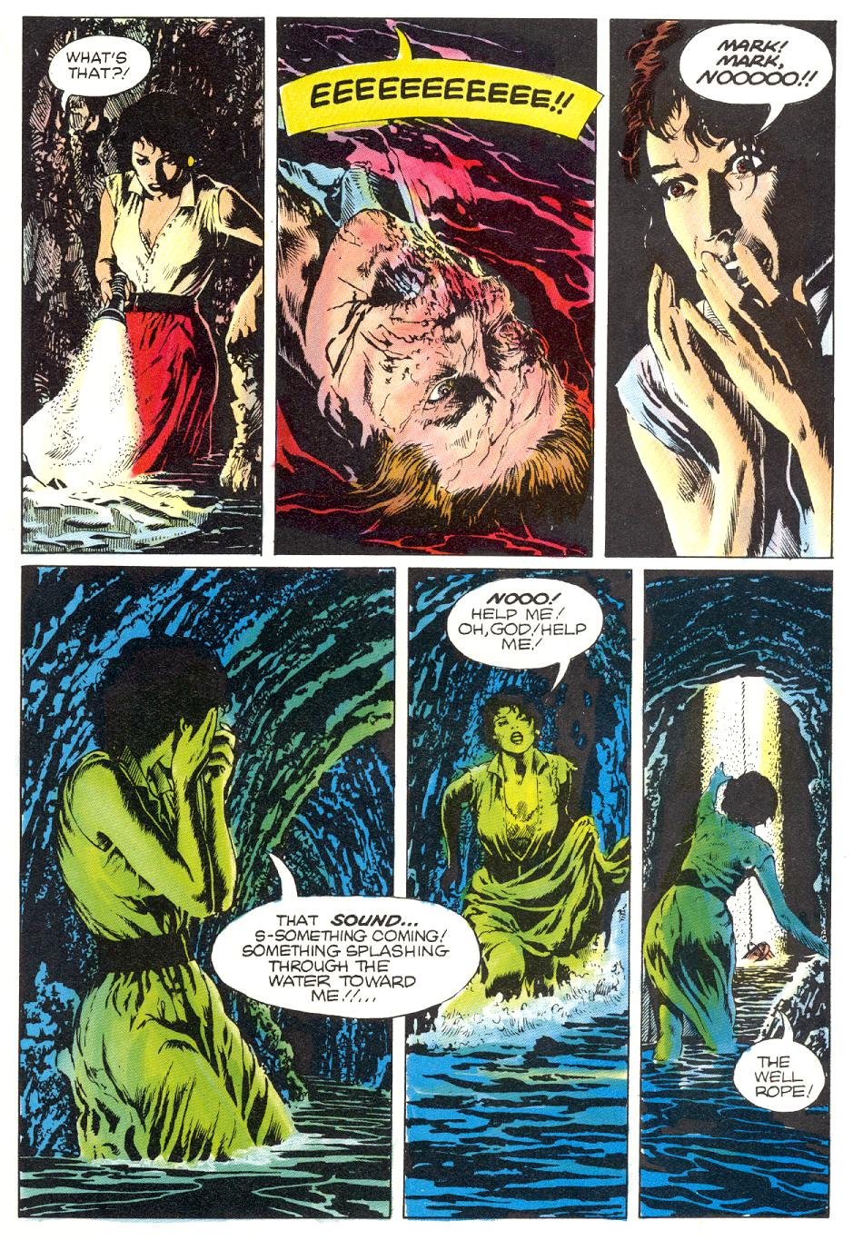 Read online Twisted Tales (1982) comic -  Issue #4 - 5