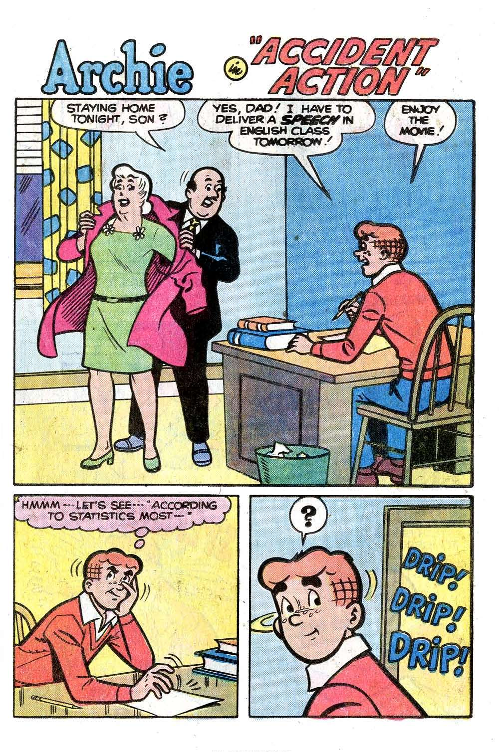 Read online Archie (1960) comic -  Issue #255 - 29