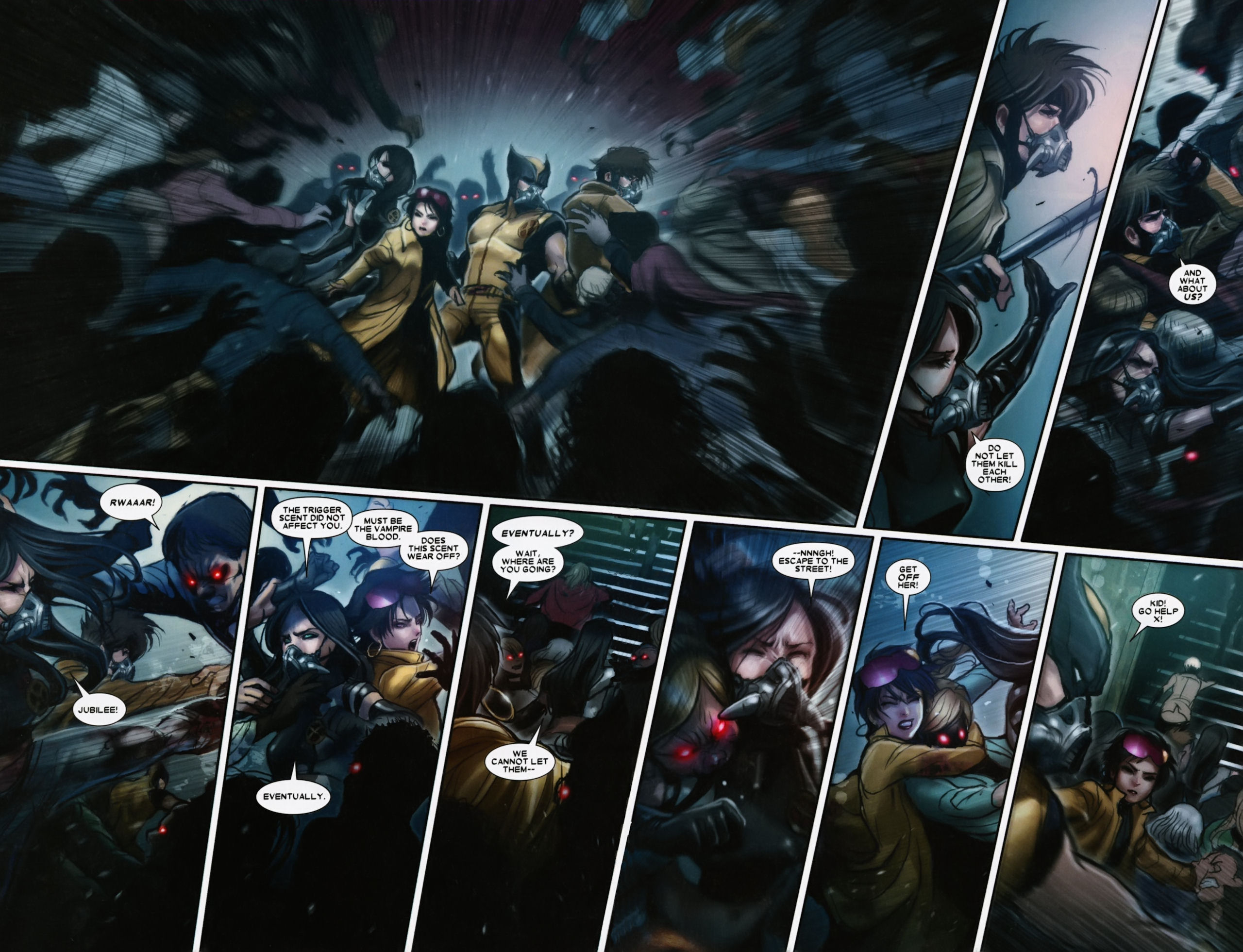 Read online X-23 (2010) comic -  Issue #12 - 12