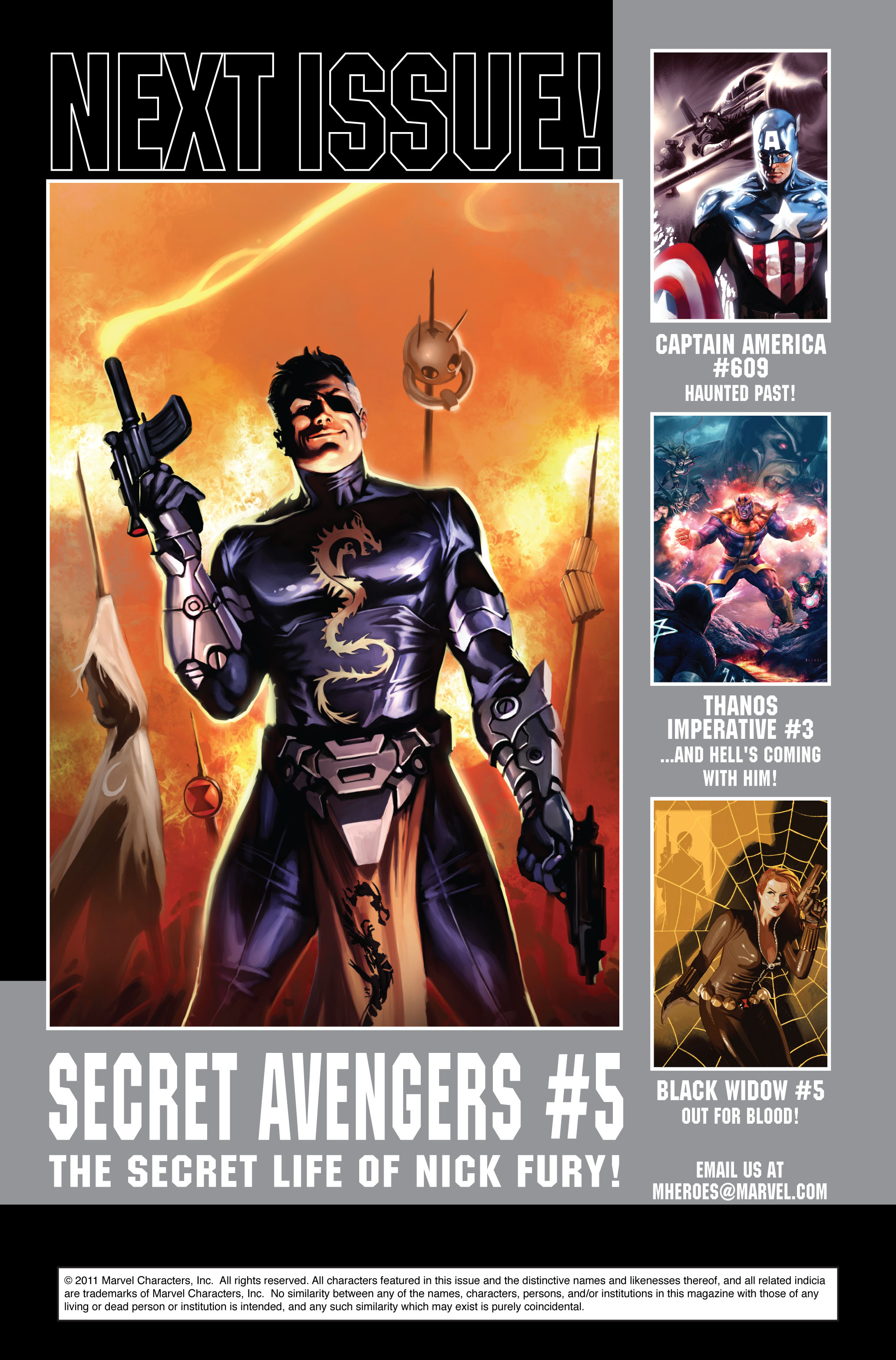 Read online Secret Avengers (2010) comic -  Issue #4 - 28