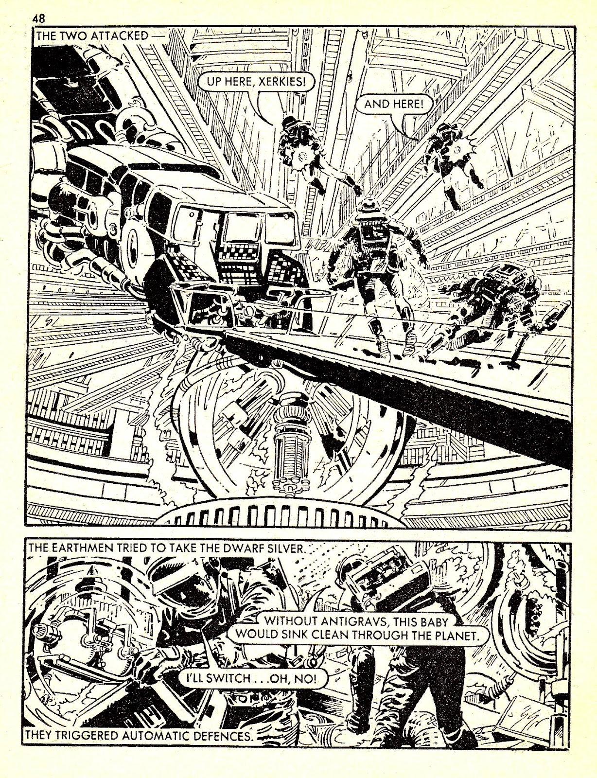 Starblazer issue 140 - Page 48