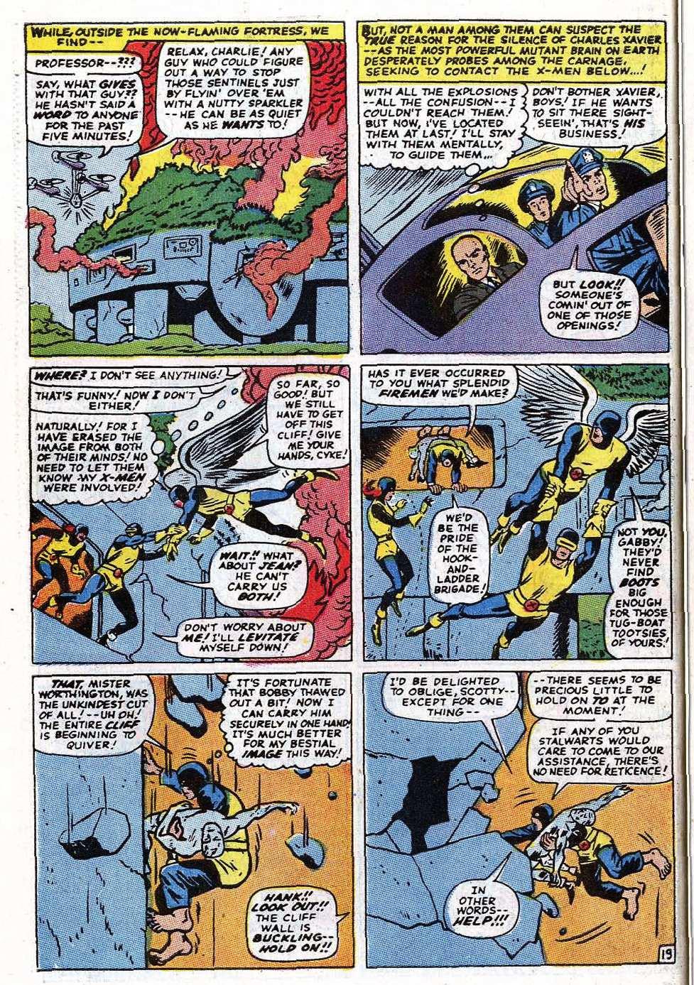 Read online Uncanny X-Men (1963) comic -  Issue #69 - 24