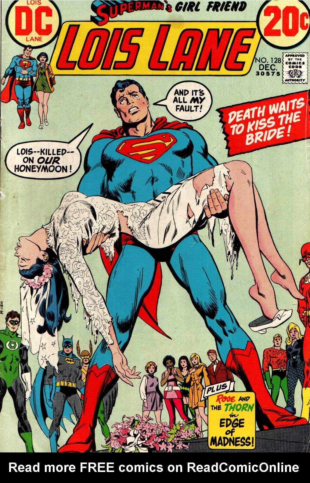 Supermans Girl Friend, Lois Lane 128 Page 1
