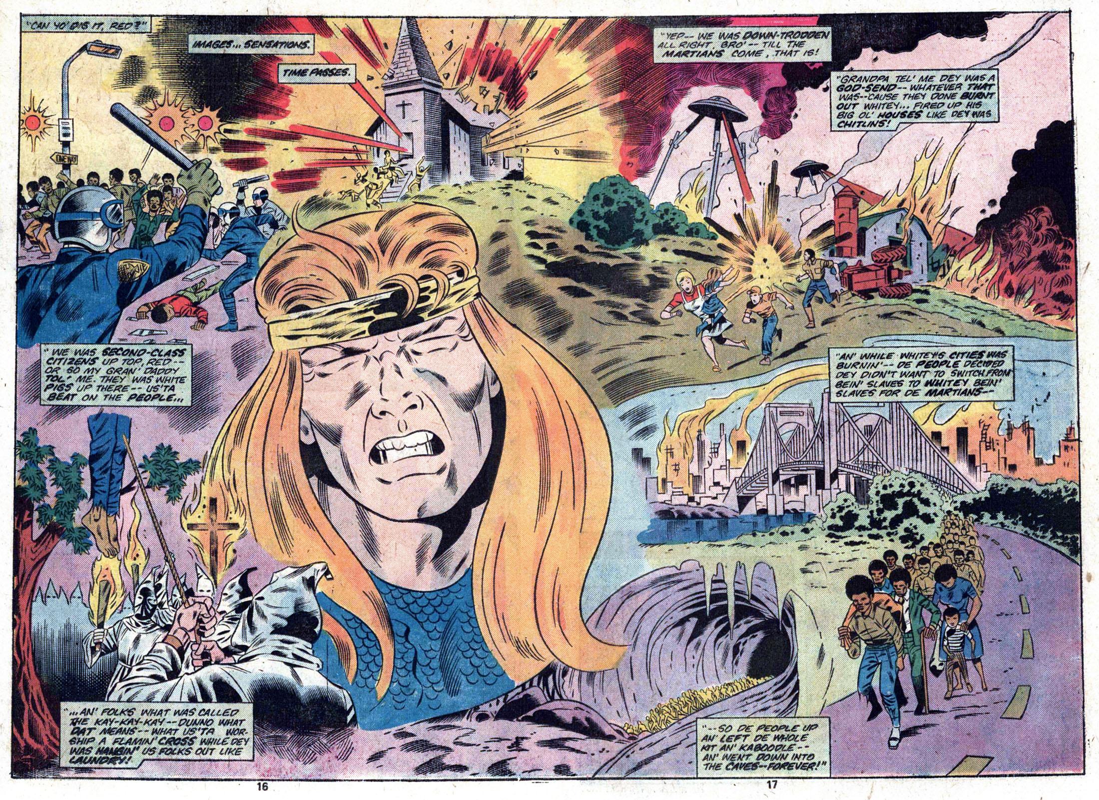 Read online Amazing Adventures (1970) comic -  Issue #33 - 18