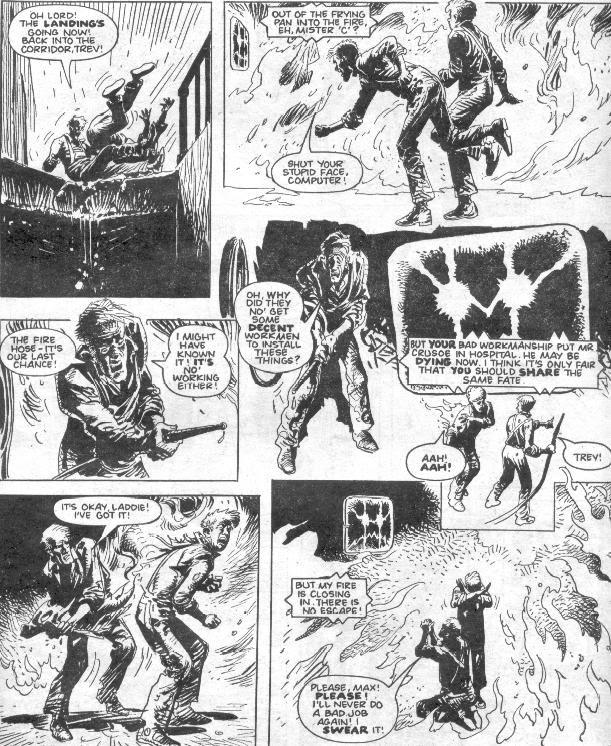 Read online The Thirteenth Floor (2007) comic -  Issue # Full - 43
