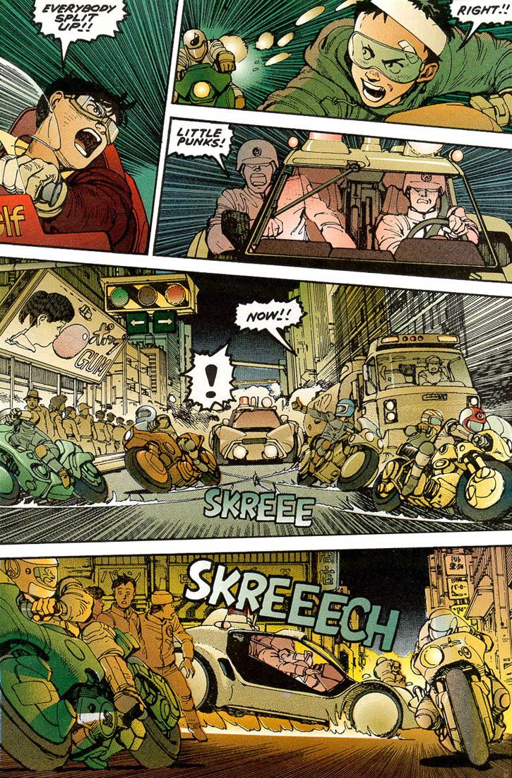 Read online Akira comic -  Issue #3 - 8