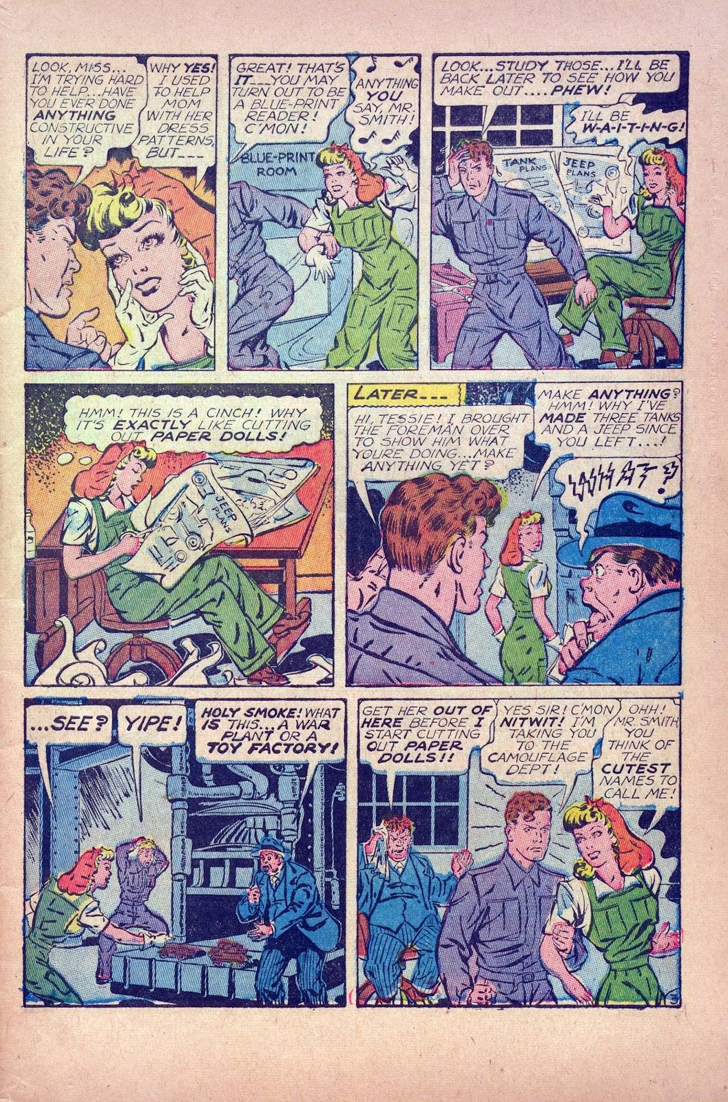 Read online Joker Comics comic -  Issue #16 - 5
