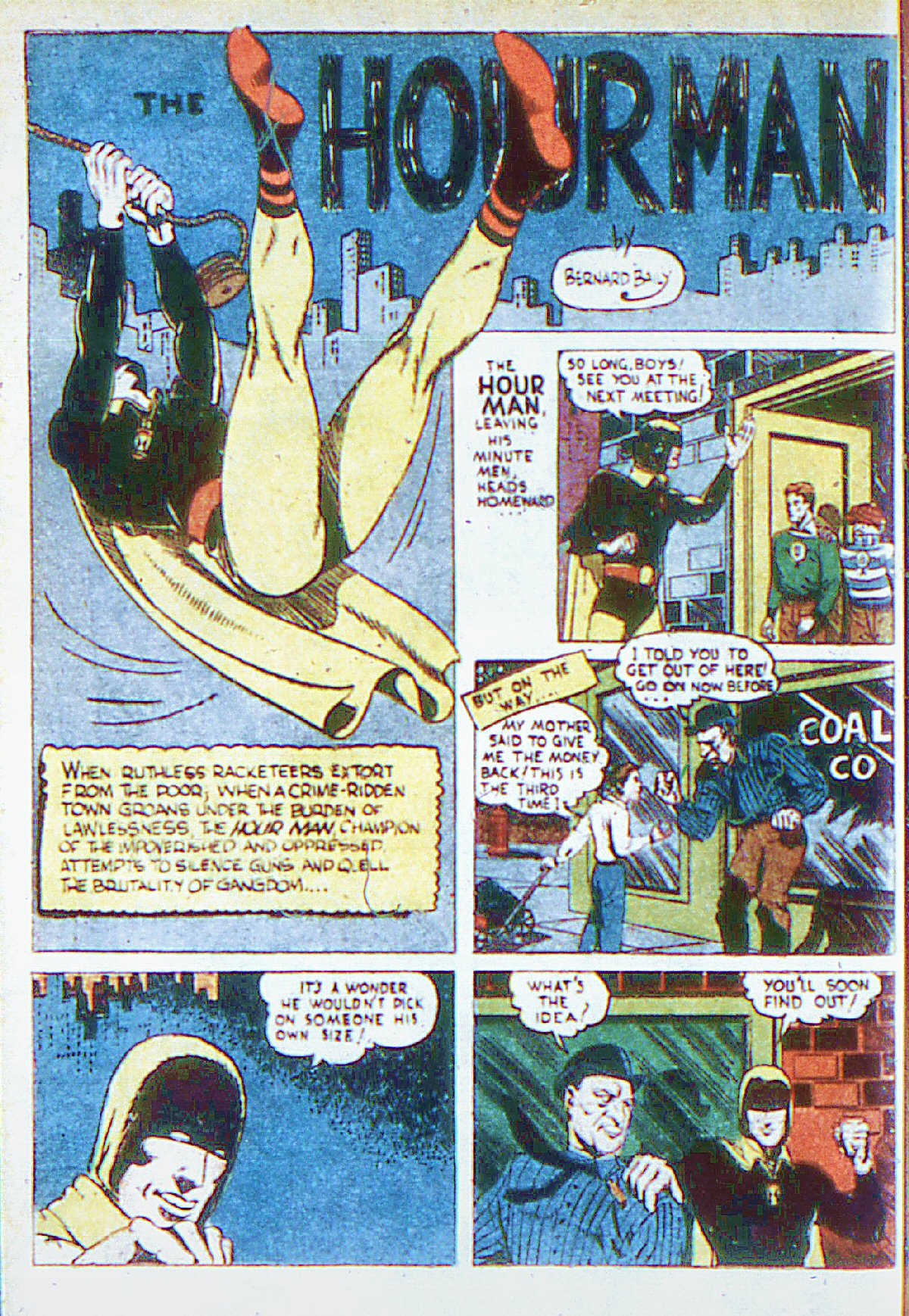 Read online Adventure Comics (1938) comic -  Issue #66 - 31