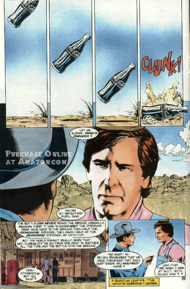 Read online Quantum Leap comic -  Issue #12 - 15