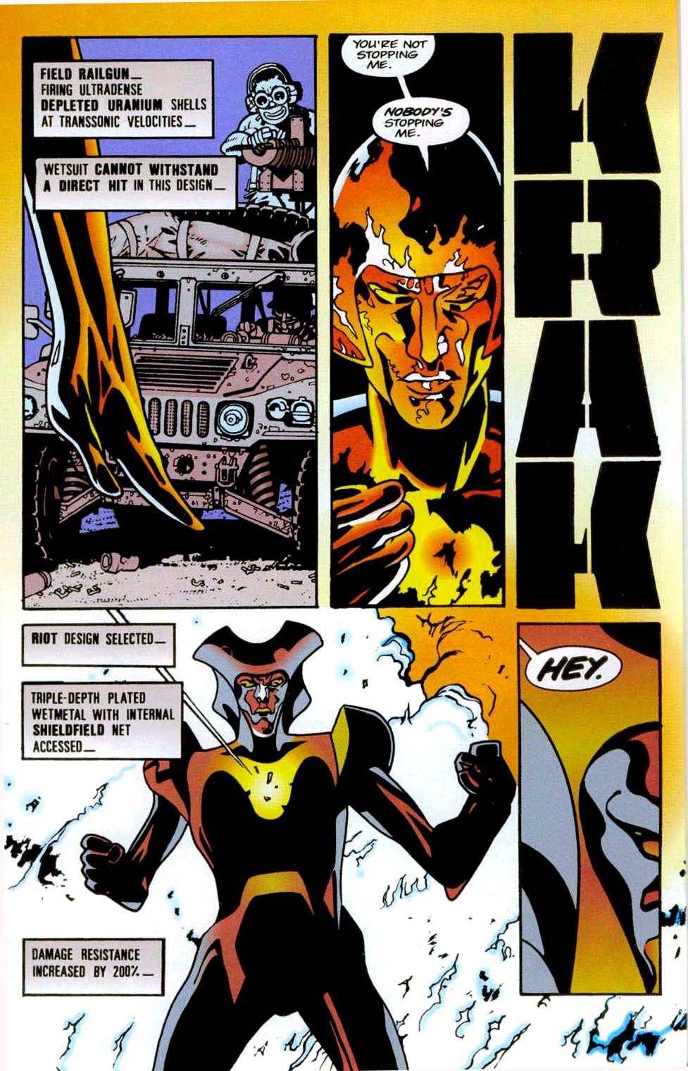 Read online 2099 Unlimited comic -  Issue #9 - 45