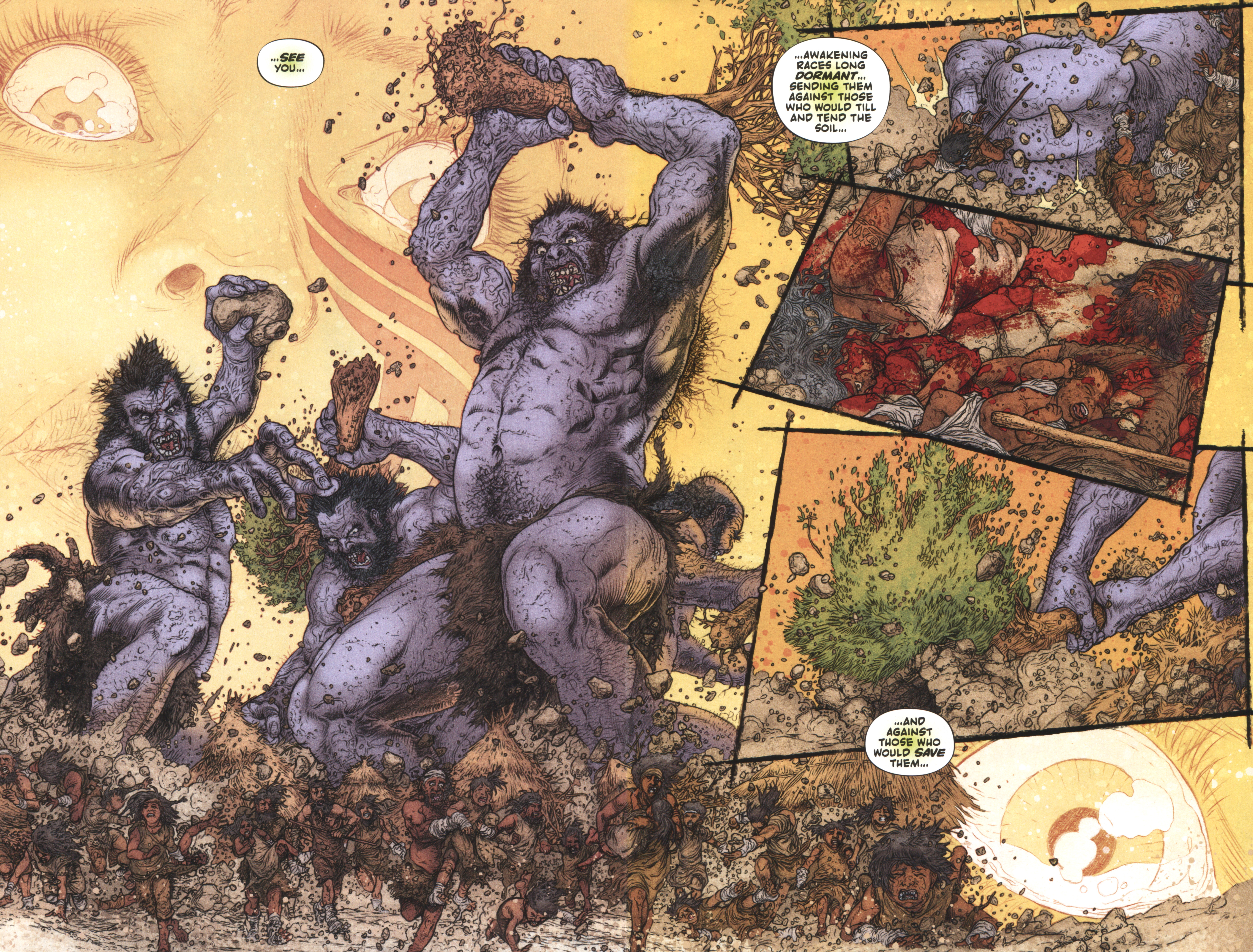 Read online Book of Death: Legends of the Geomancer comic -  Issue #3 - 6