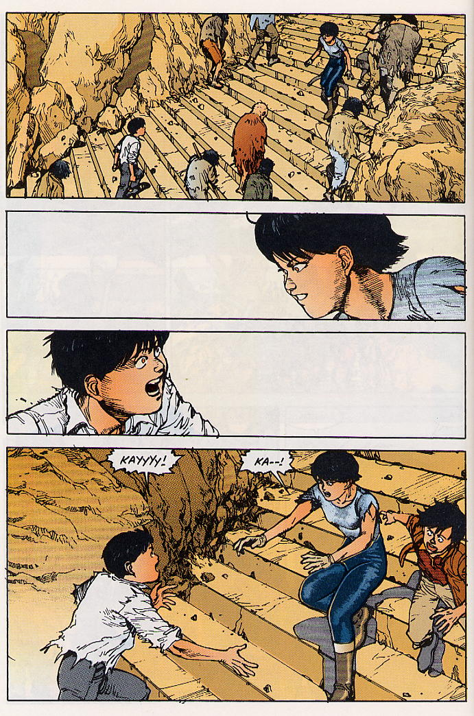 Read online Akira comic -  Issue #24 - 22
