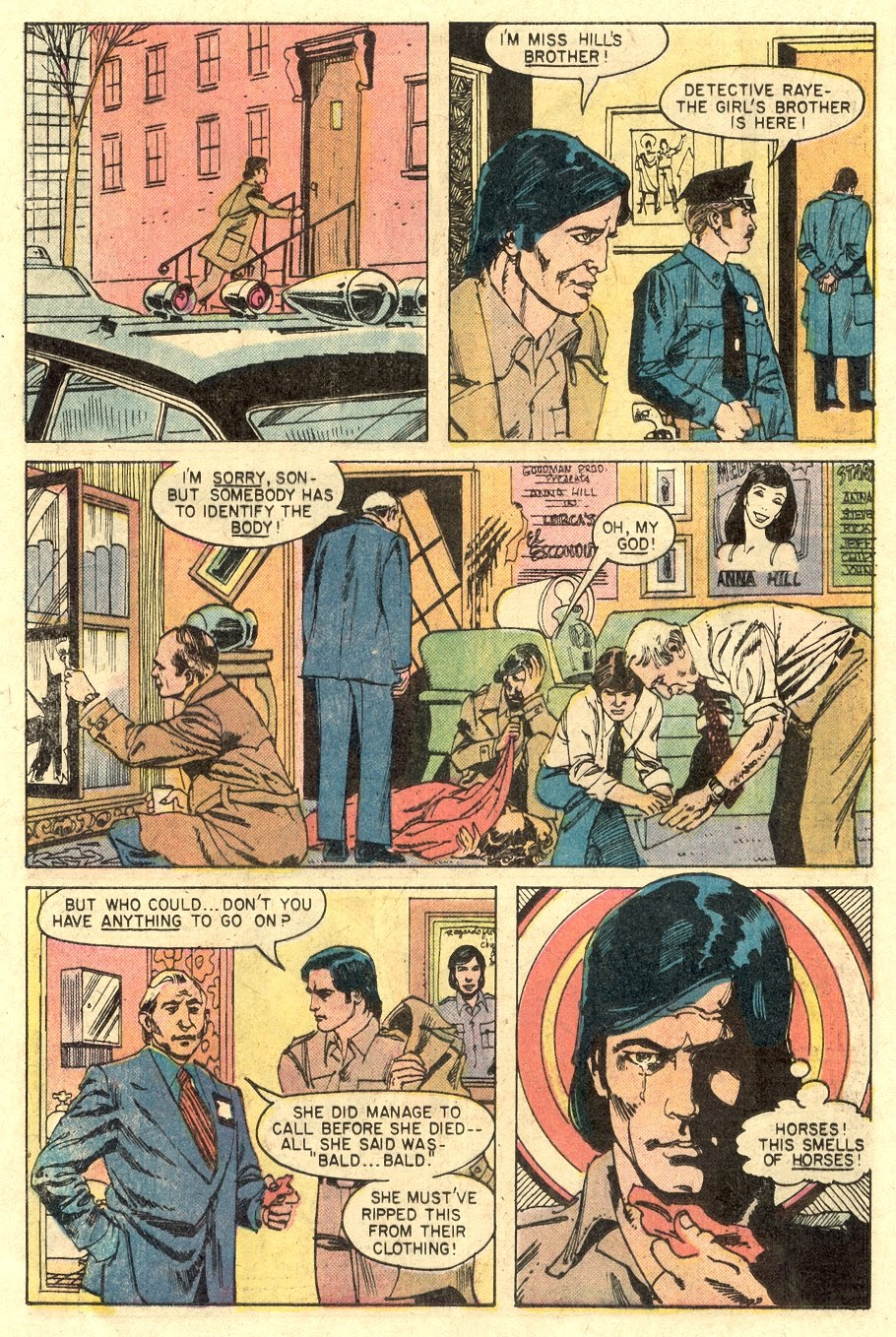 Read online Tiger-Man comic -  Issue #1 - 16