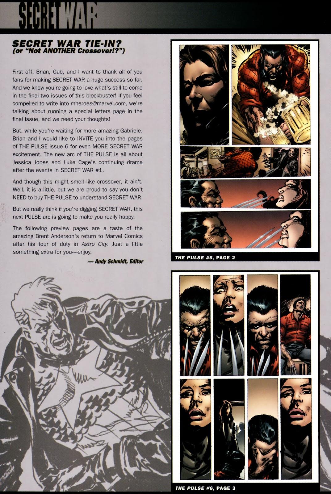 Read online Secret War comic -  Issue #3 - 37