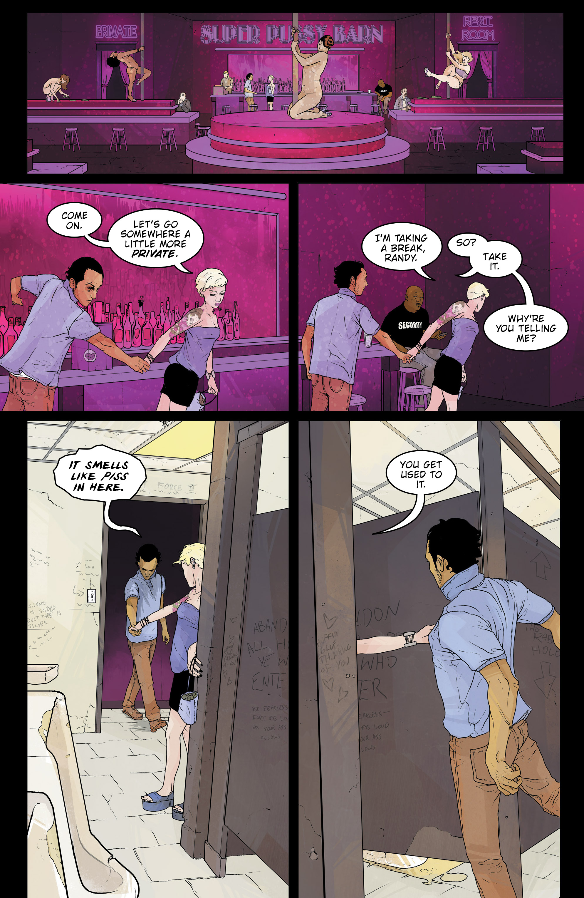 Read online Regression comic -  Issue #2 - 21