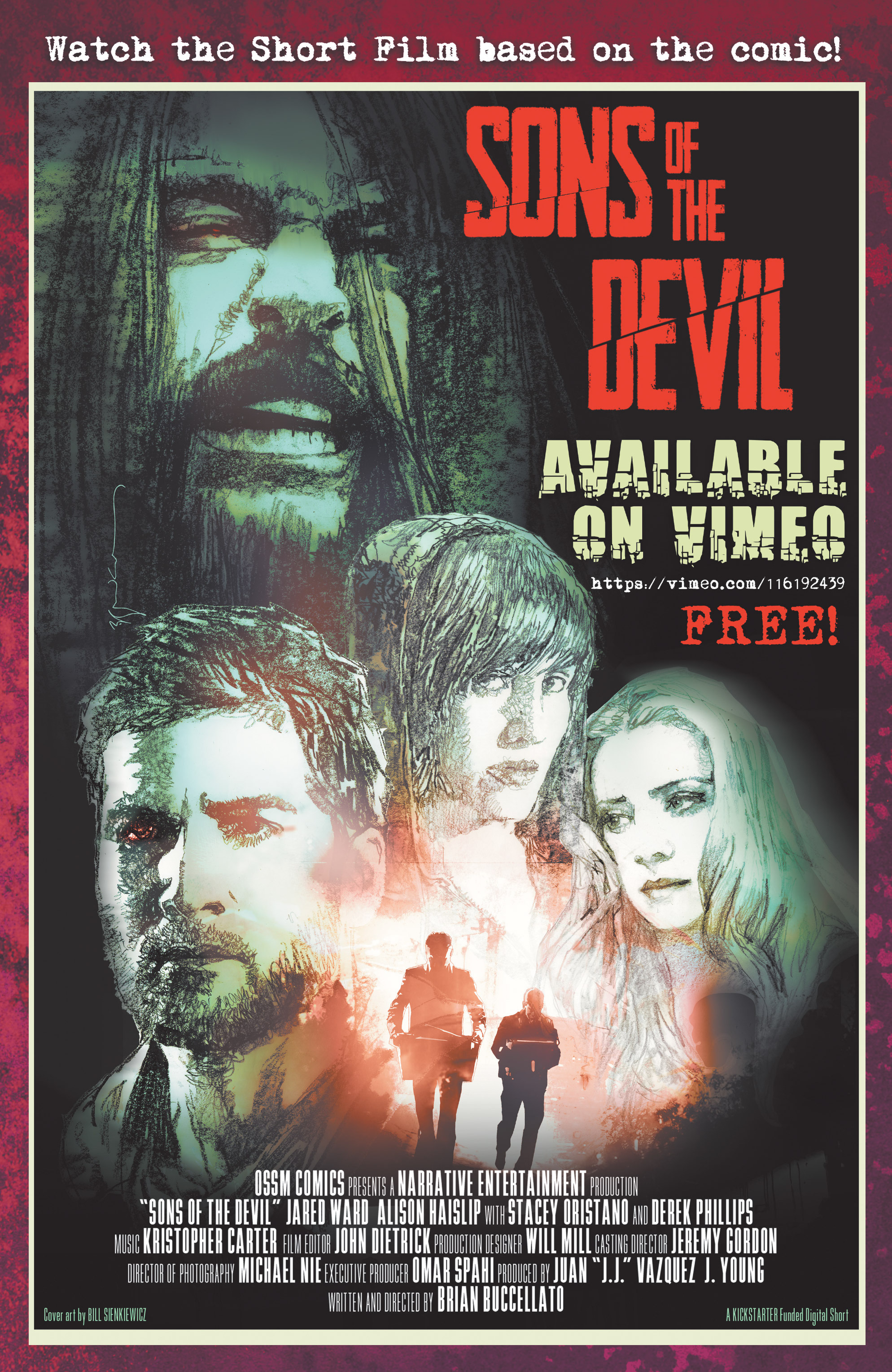 Read online Sons of the Devil comic -  Issue #12 - 28