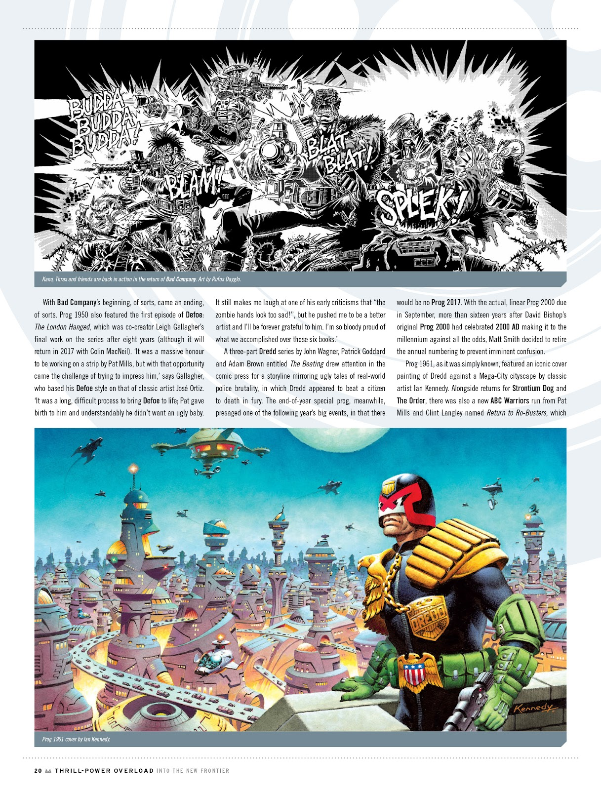 Judge Dredd Megazine (Vol. 5) Issue #381 #180 - English 20