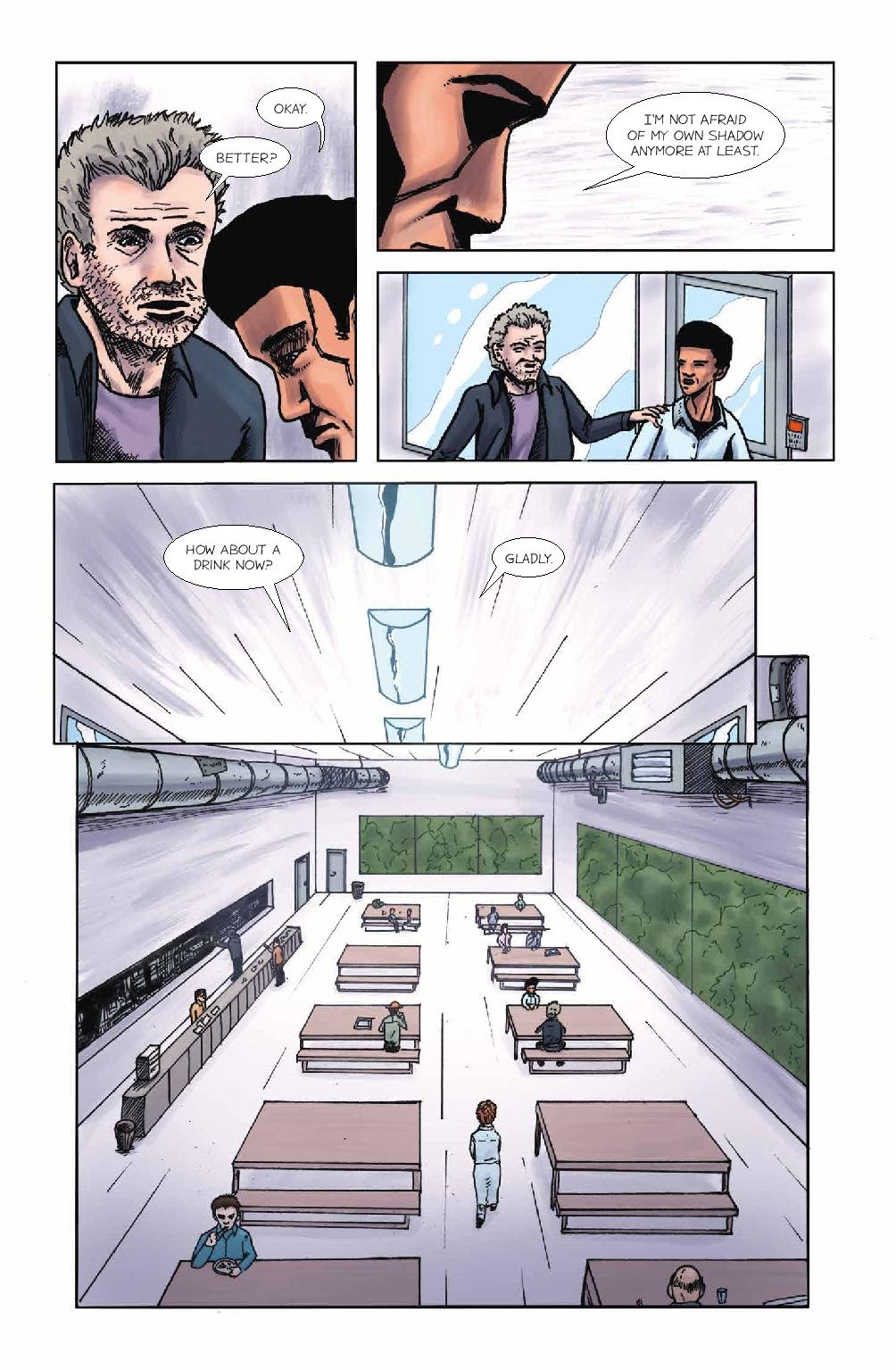 Read online Wolvv comic -  Issue #1 - 9