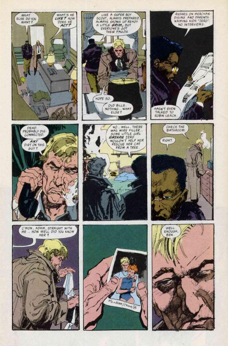 Read online Doctor Zero comic -  Issue #3 - 8