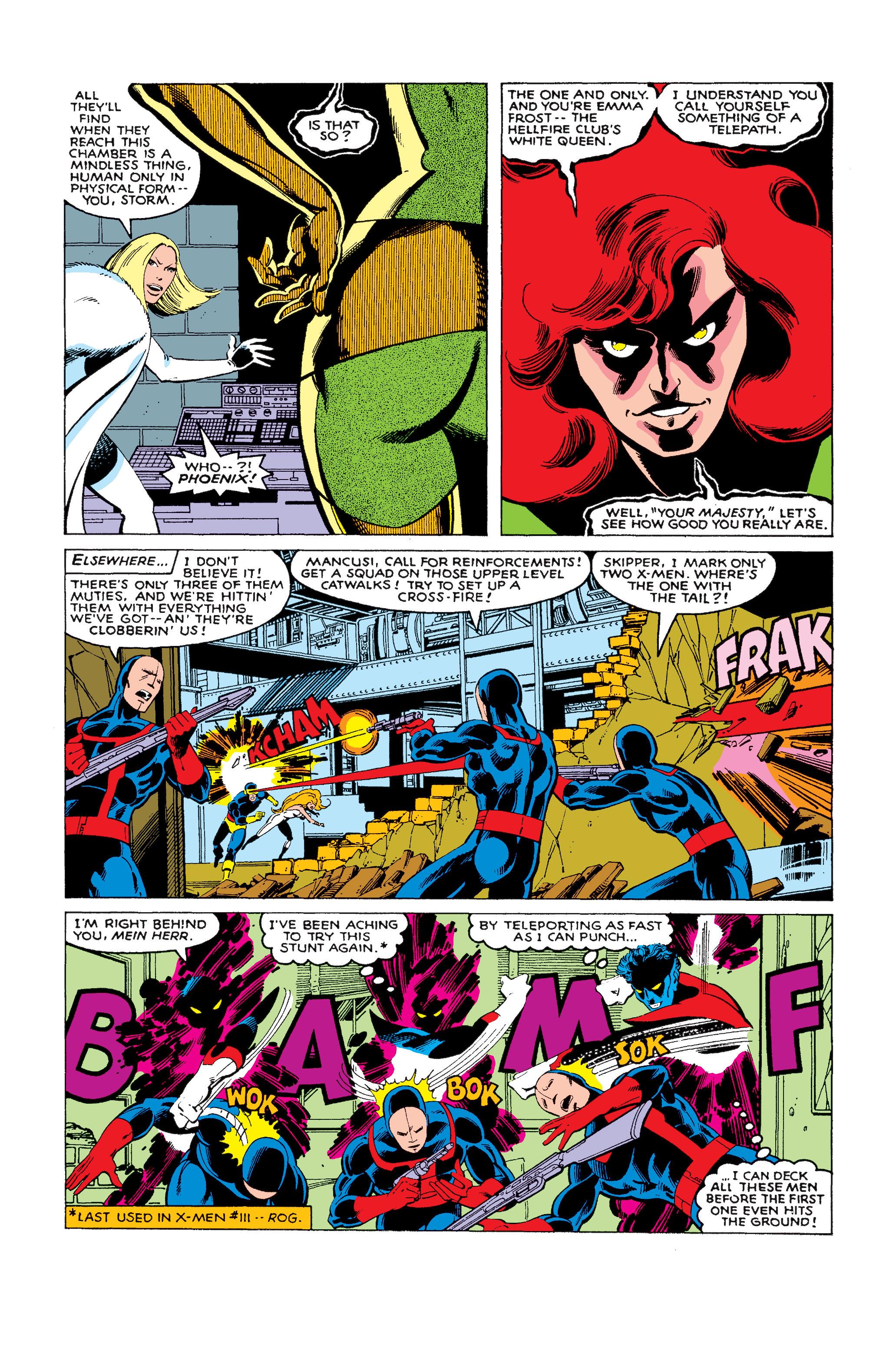 Uncanny X-Men (1963) 131 Page 11