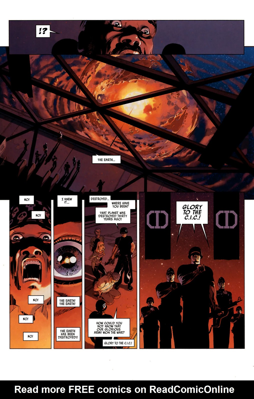 Read online Universal War One: Revelations comic -  Issue #2 - 20