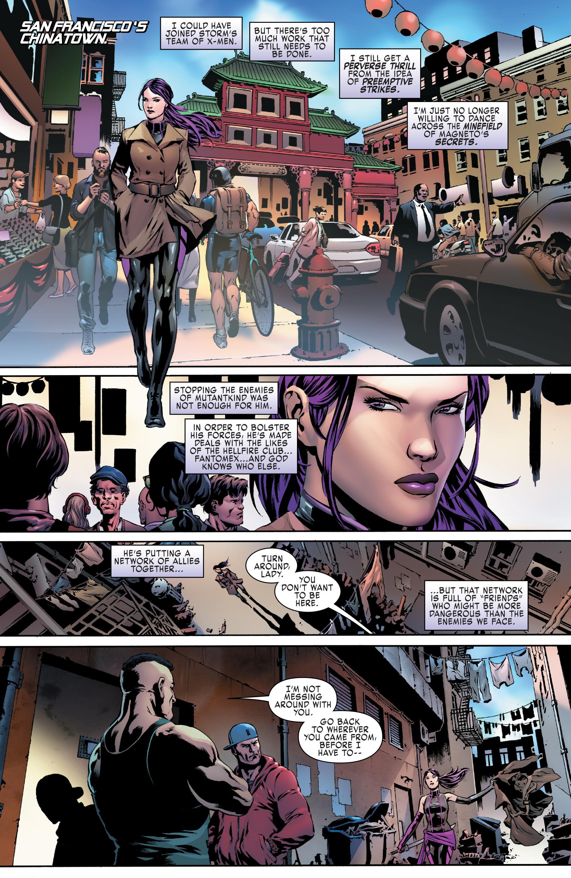 Read online Uncanny X-Men (2016) comic -  Issue #15 - 9