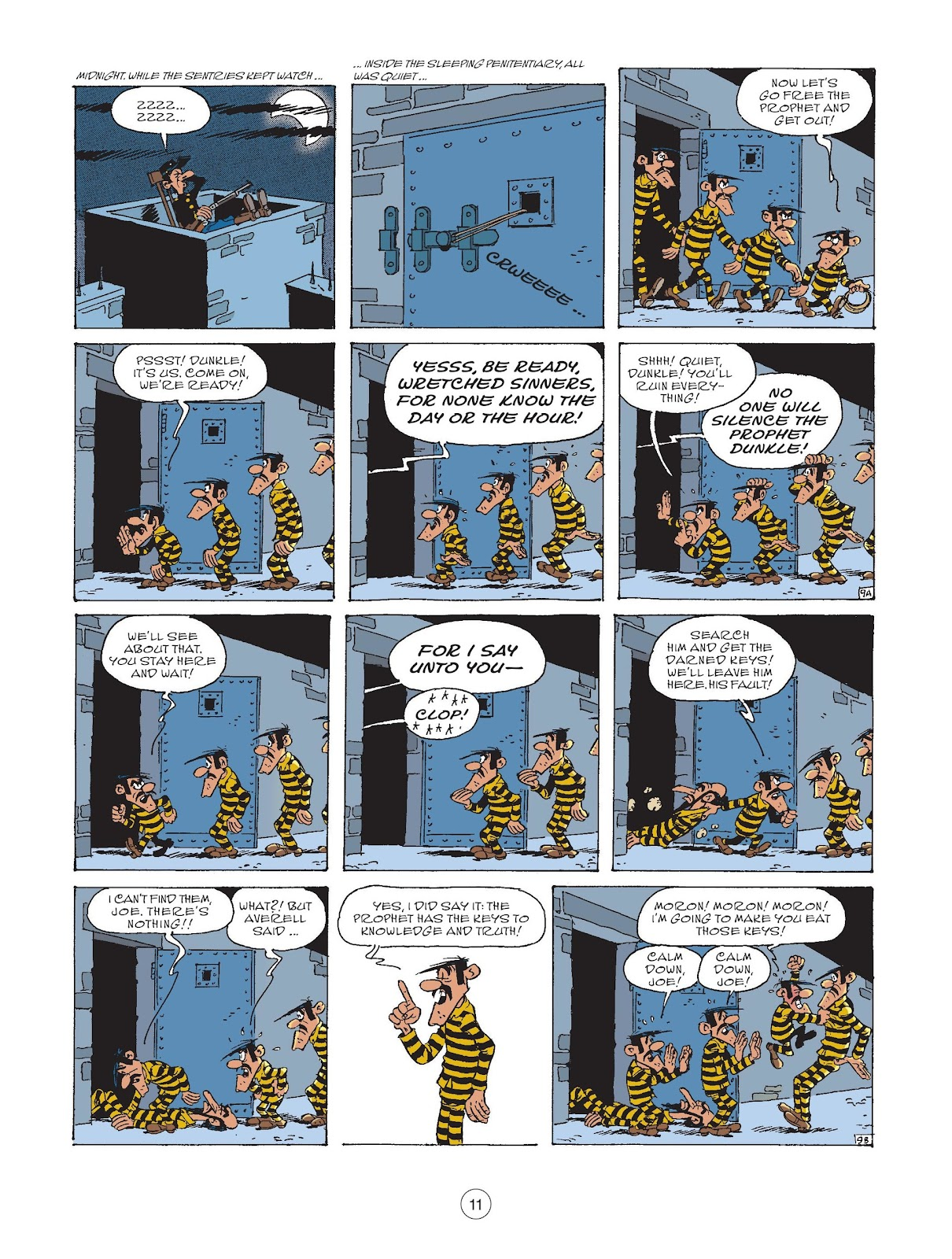 A Lucky Luke Adventure issue 73 - Page 13