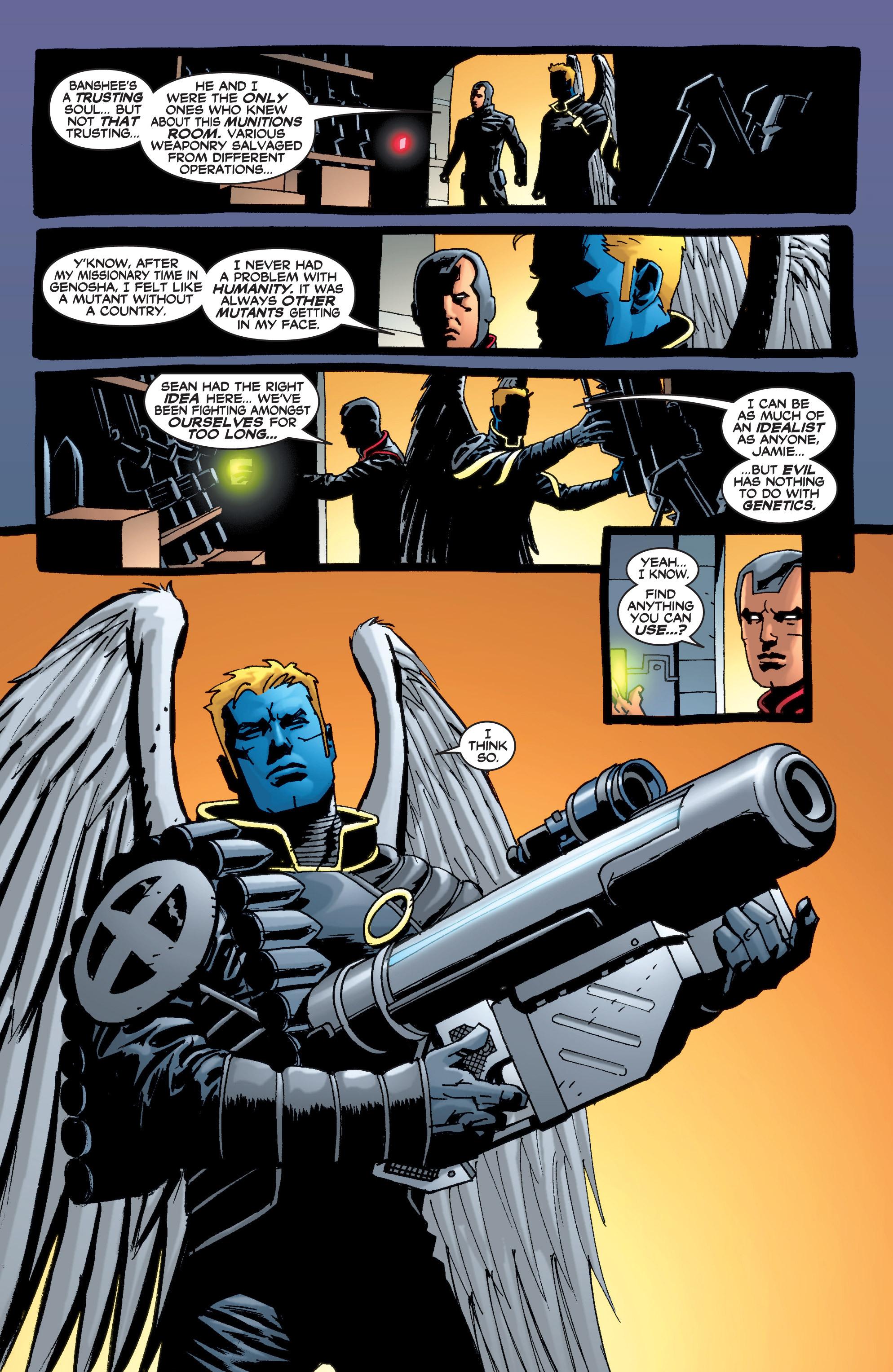 Read online Uncanny X-Men (1963) comic -  Issue #405 - 18