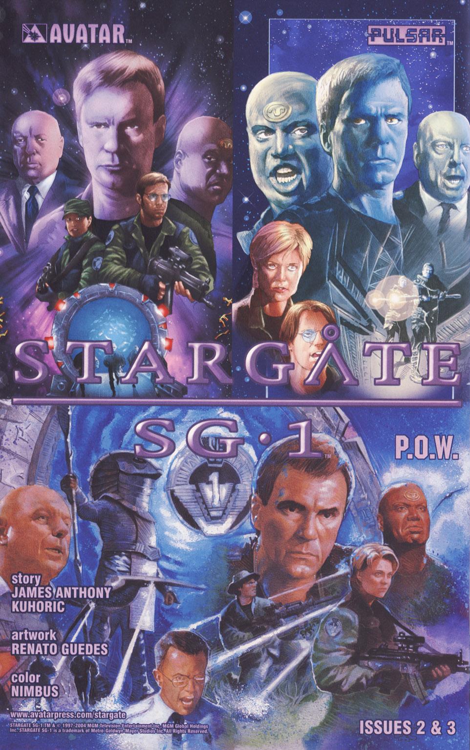 Read online Stargate SG-1: POW comic -  Issue #2 - 25