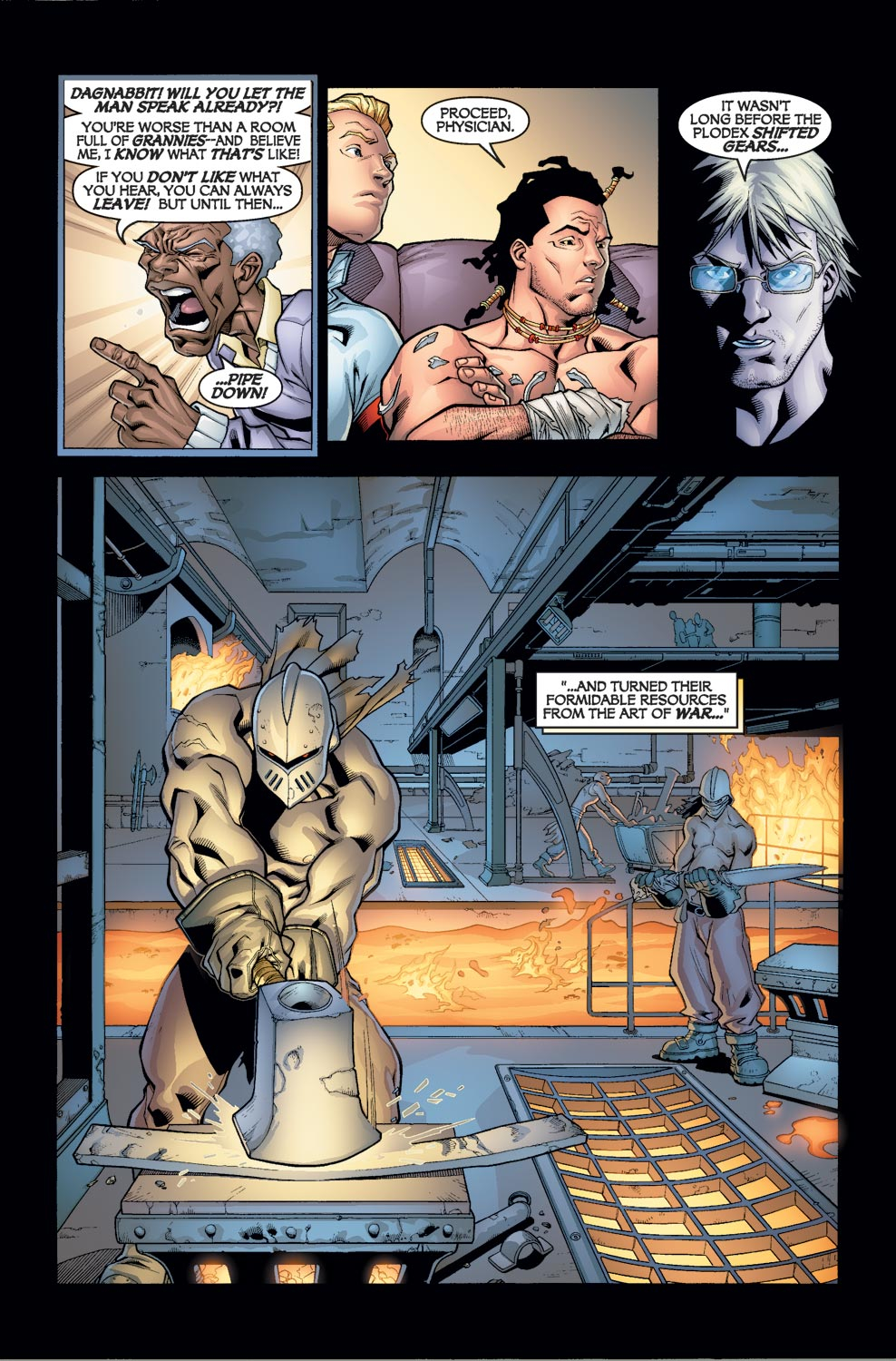 Alpha Flight (2004) issue 3 - Page 11