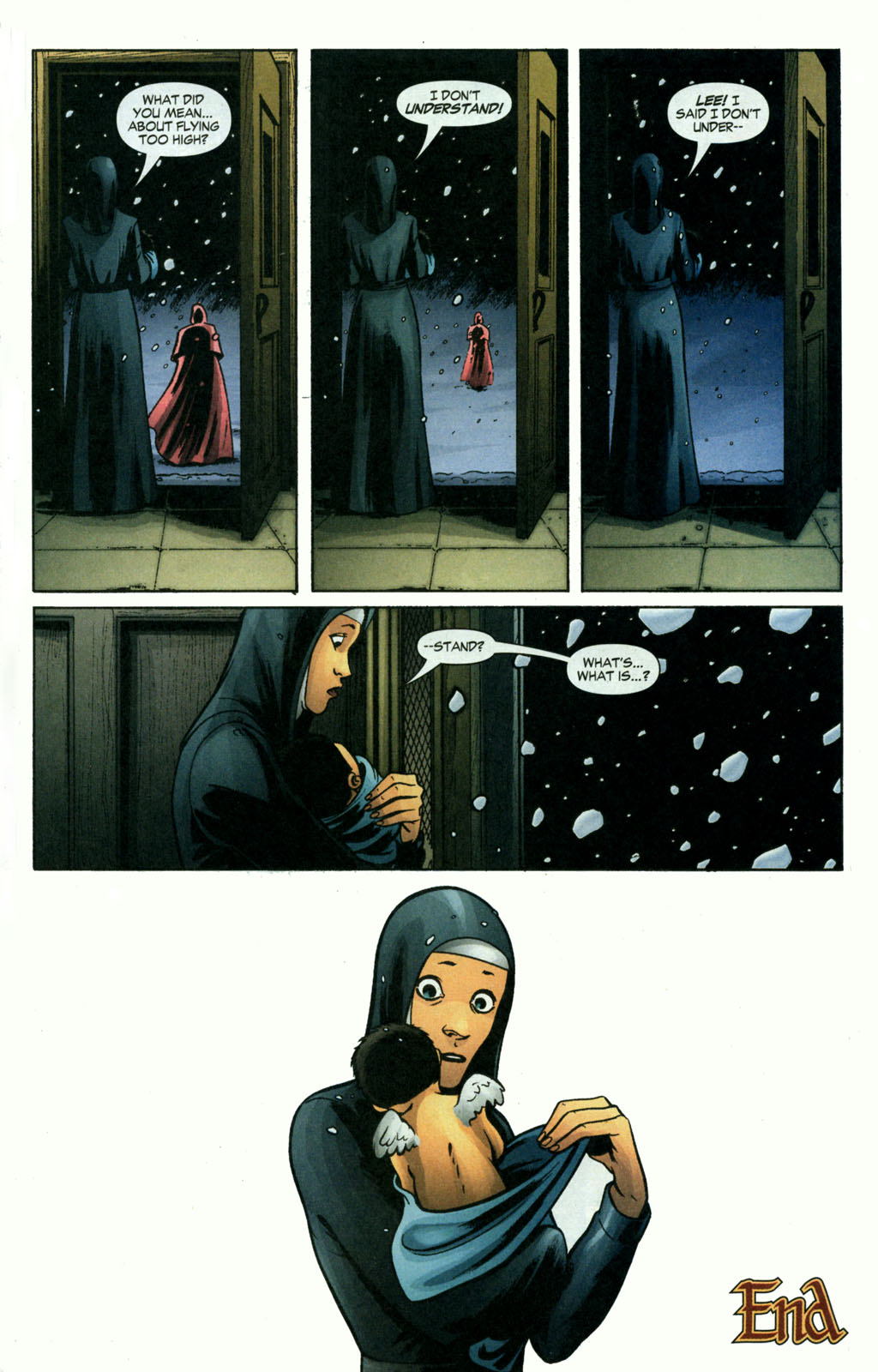 Read online Fallen Angel (2003) comic -  Issue #18 - 23