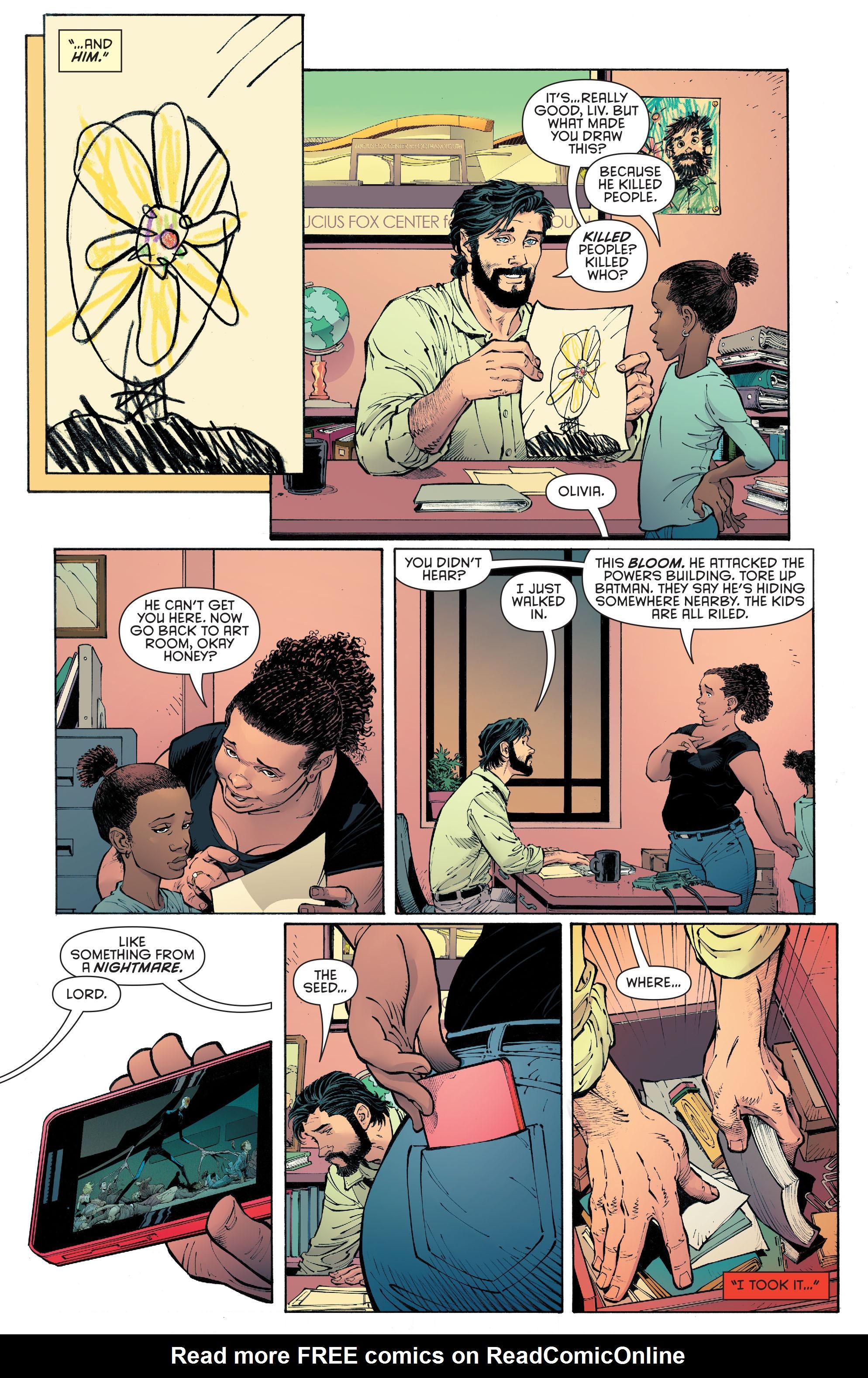 Read online Batman (2011) comic -  Issue # _TPB 9 - 21