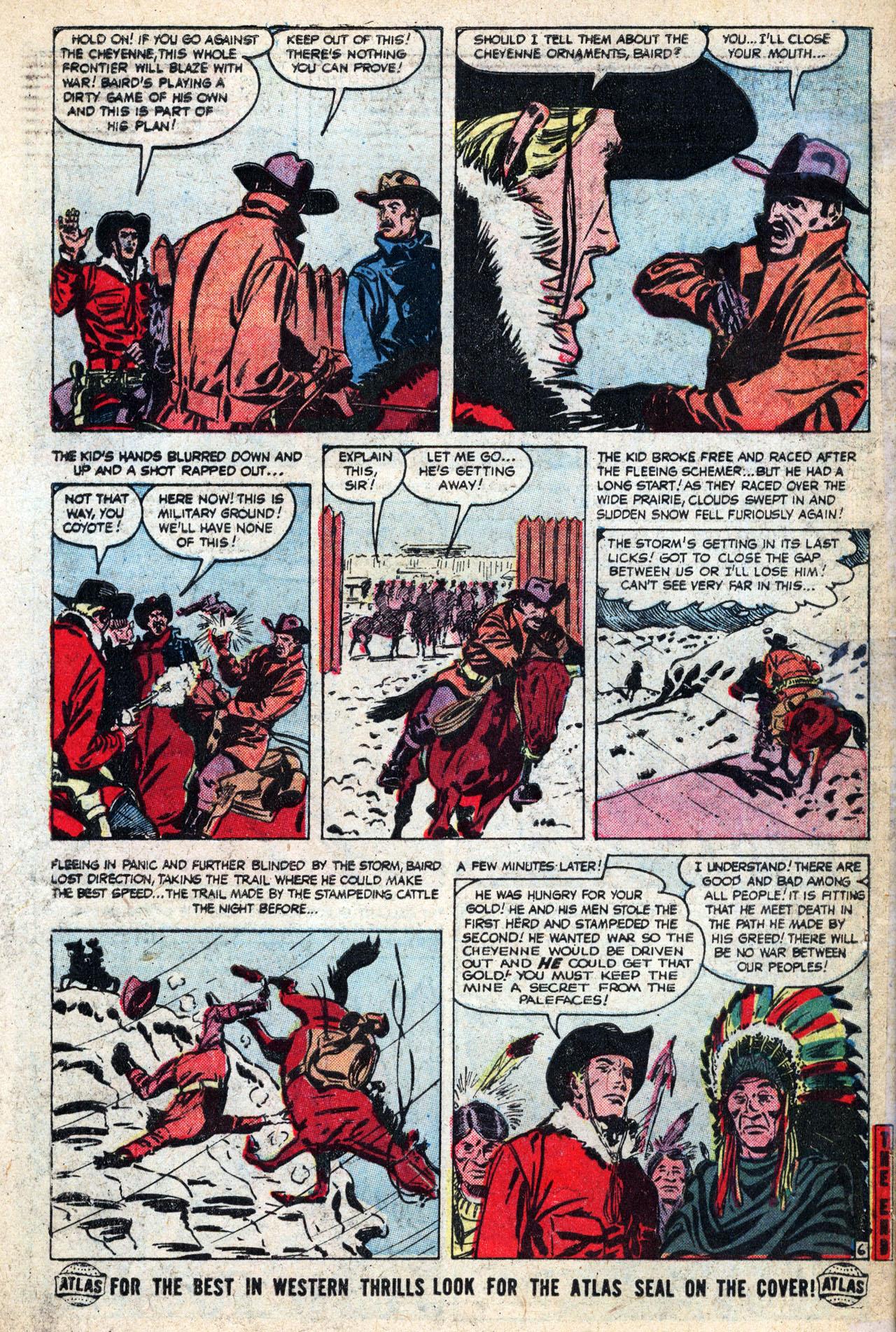 Read online Two-Gun Kid comic -  Issue #27 - 32