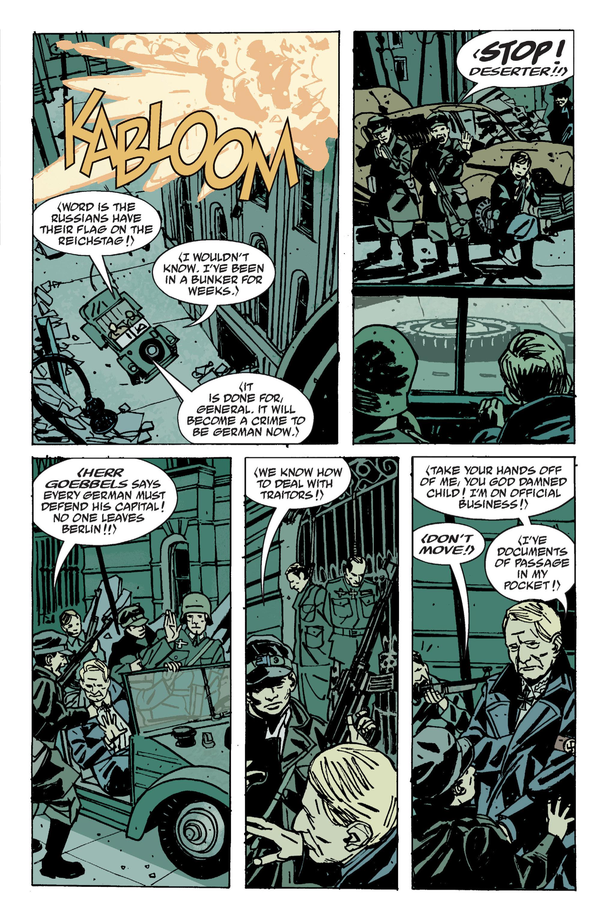 Read online B.P.R.D. (2003) comic -  Issue # TPB 9 - 94